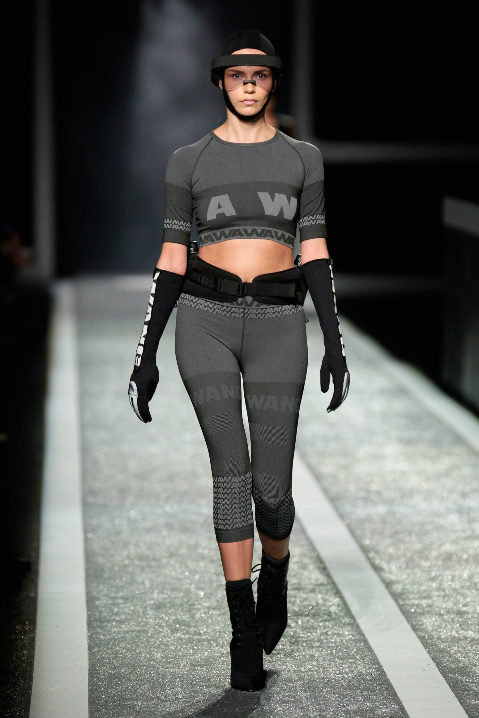 Alexander Wang for H&M Fashion Show Womenswear