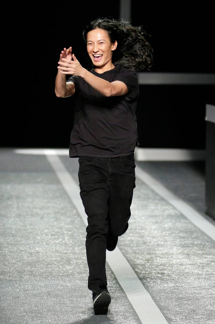 Alexander Wang for H&M Finale
