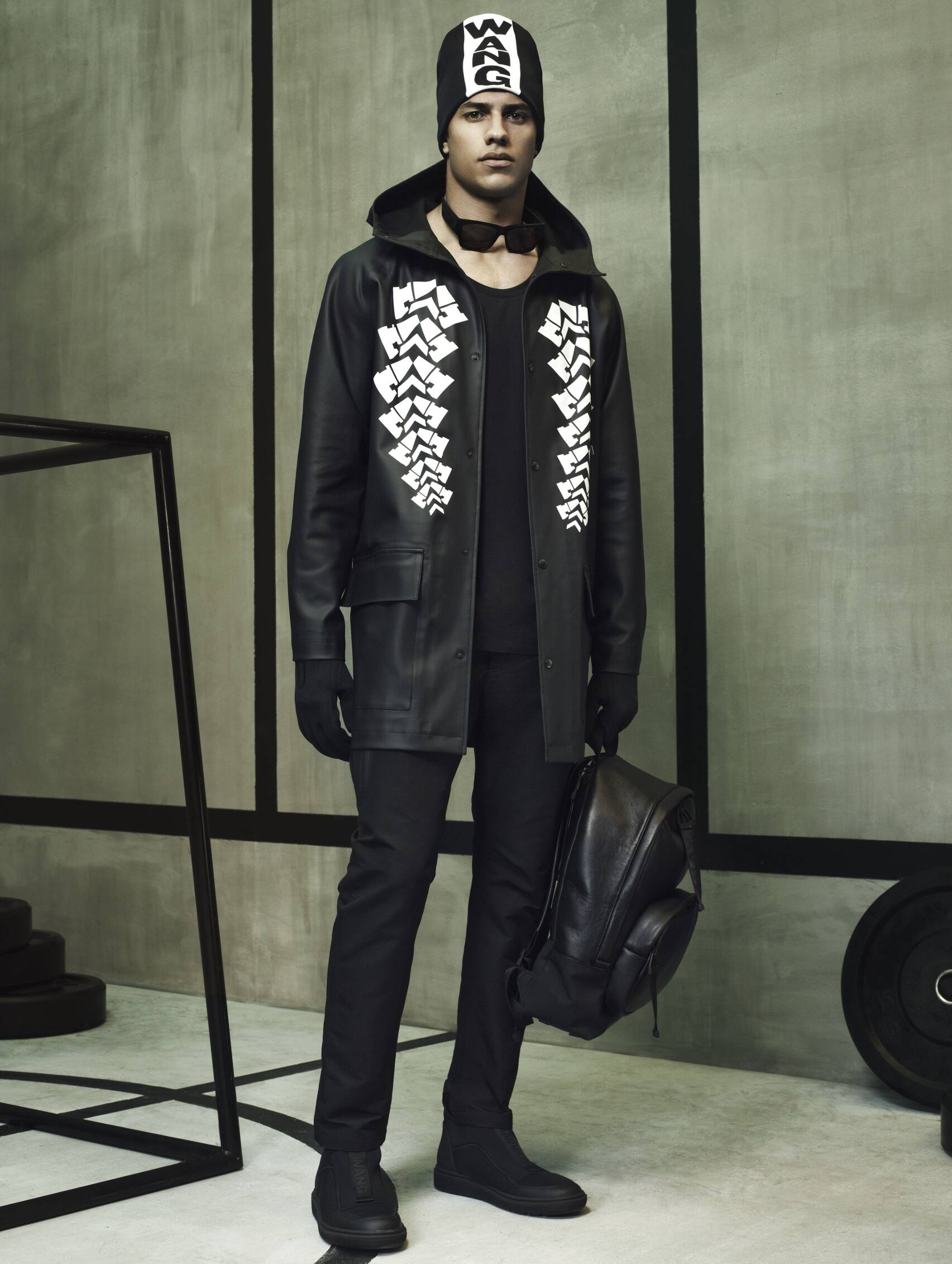 Alexander Wang for H&M 2014 15 Mens Collection