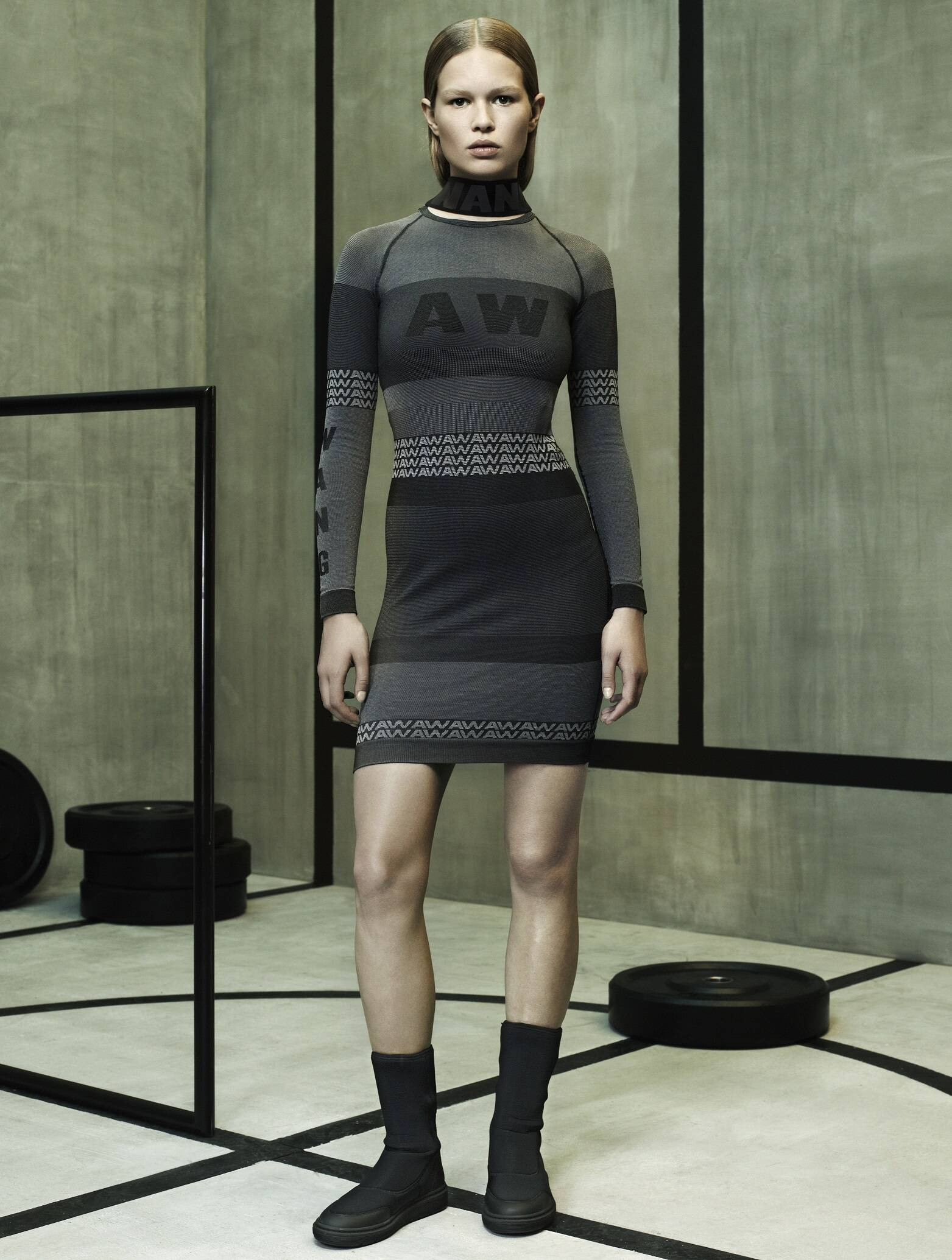 Alexander Wang for H&M Lookbook