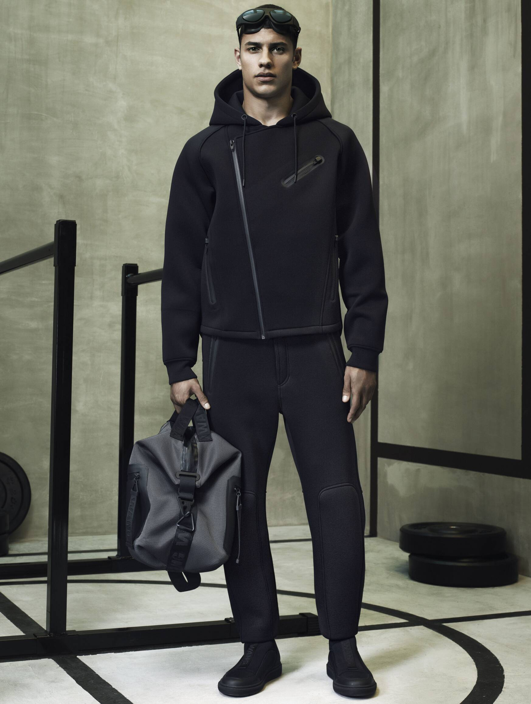 The Alexander Wang x H&M collection will feature apparel and accessories for women and men. Typical for his irreverent approach, Alexander Wang will propose a new take on the lifestyle product offering that goes beyond fashion.