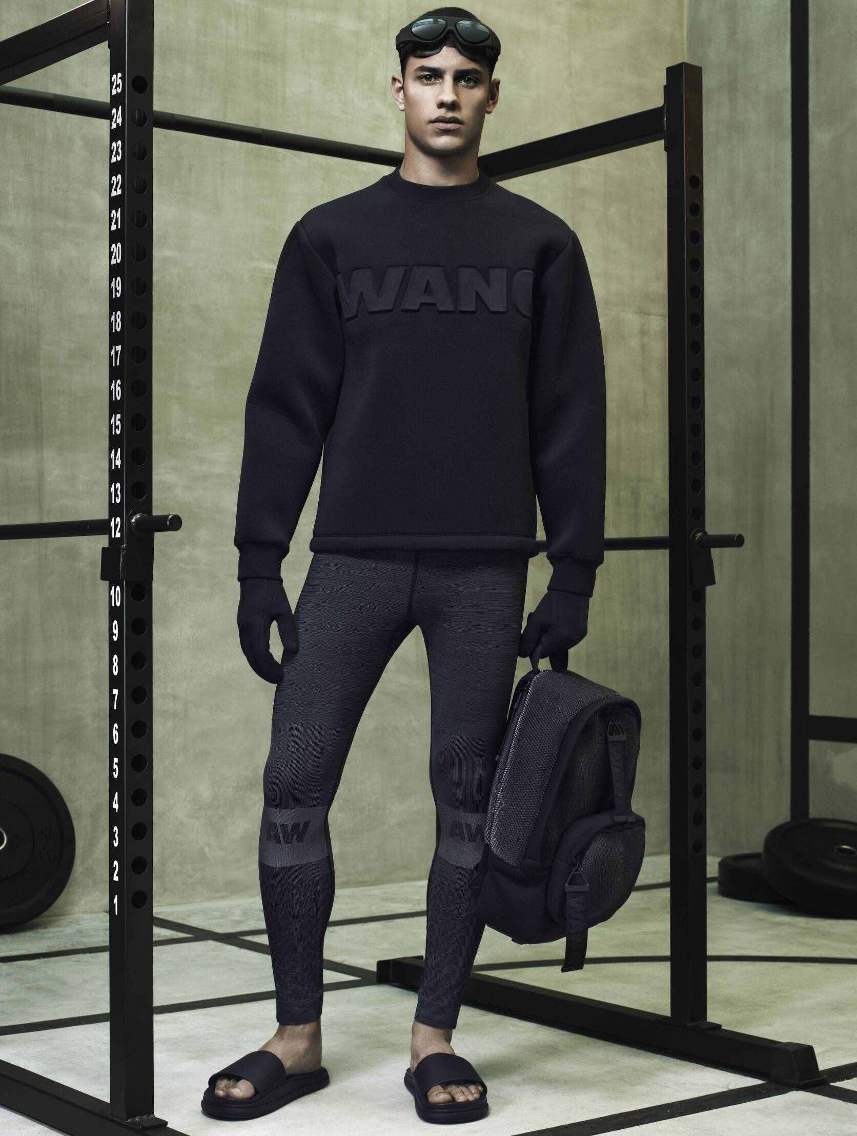 Alexander Wang for H&M Man Style