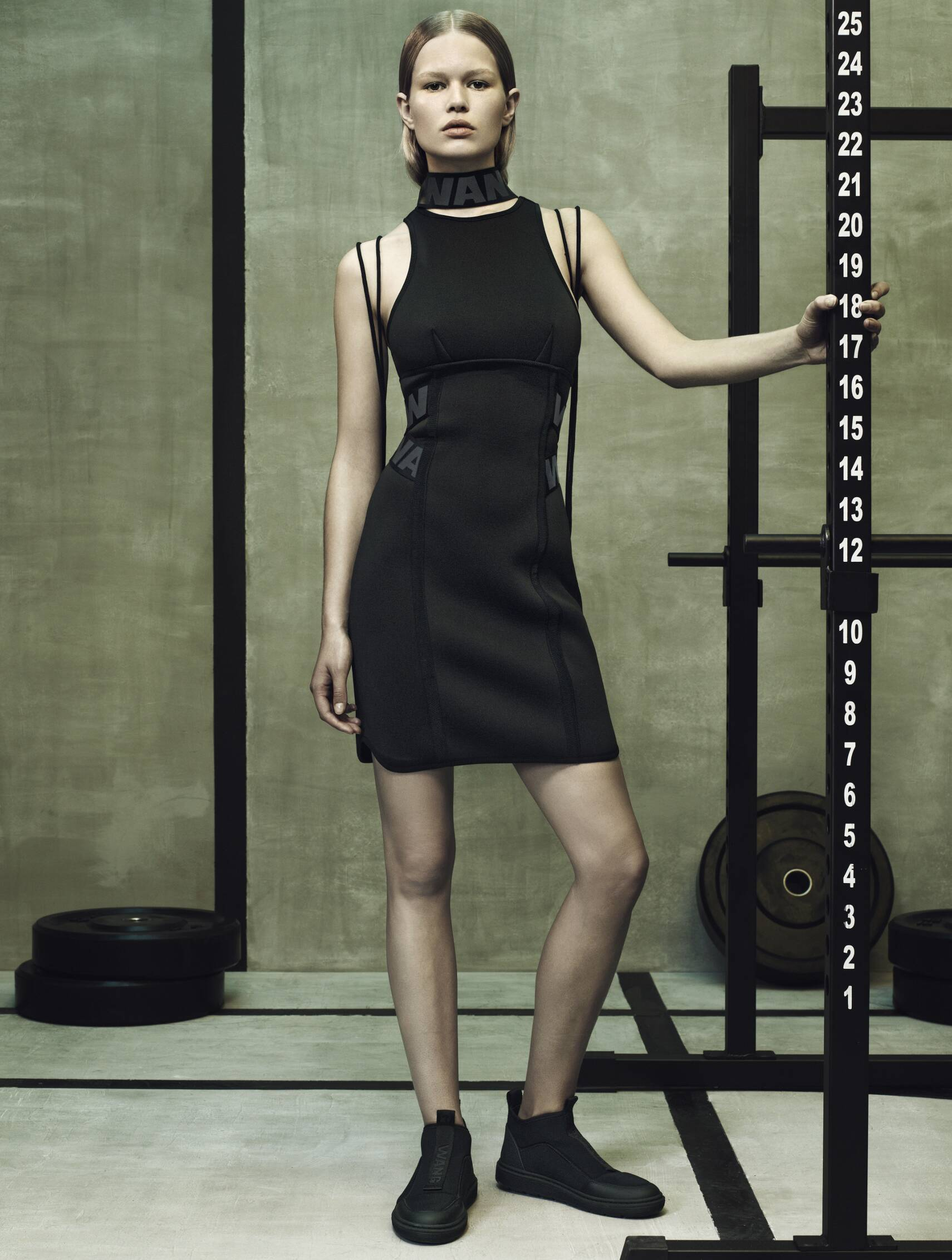 Alexander Wang for H&M Style