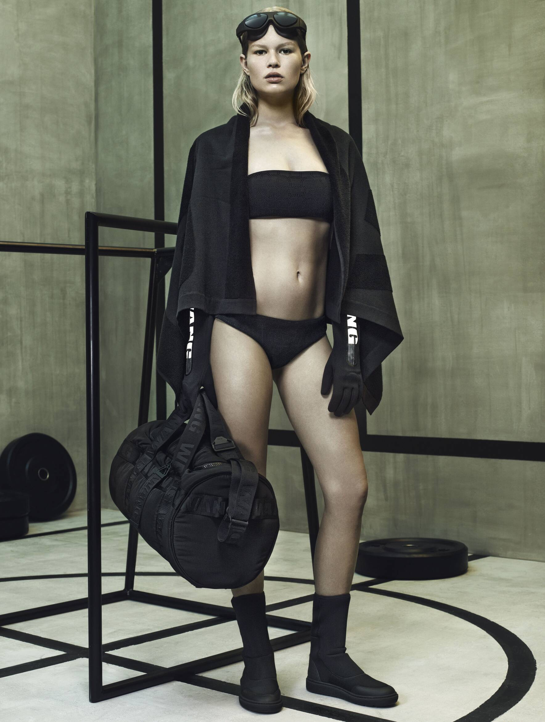Alexander Wang for H&M Woman 2015