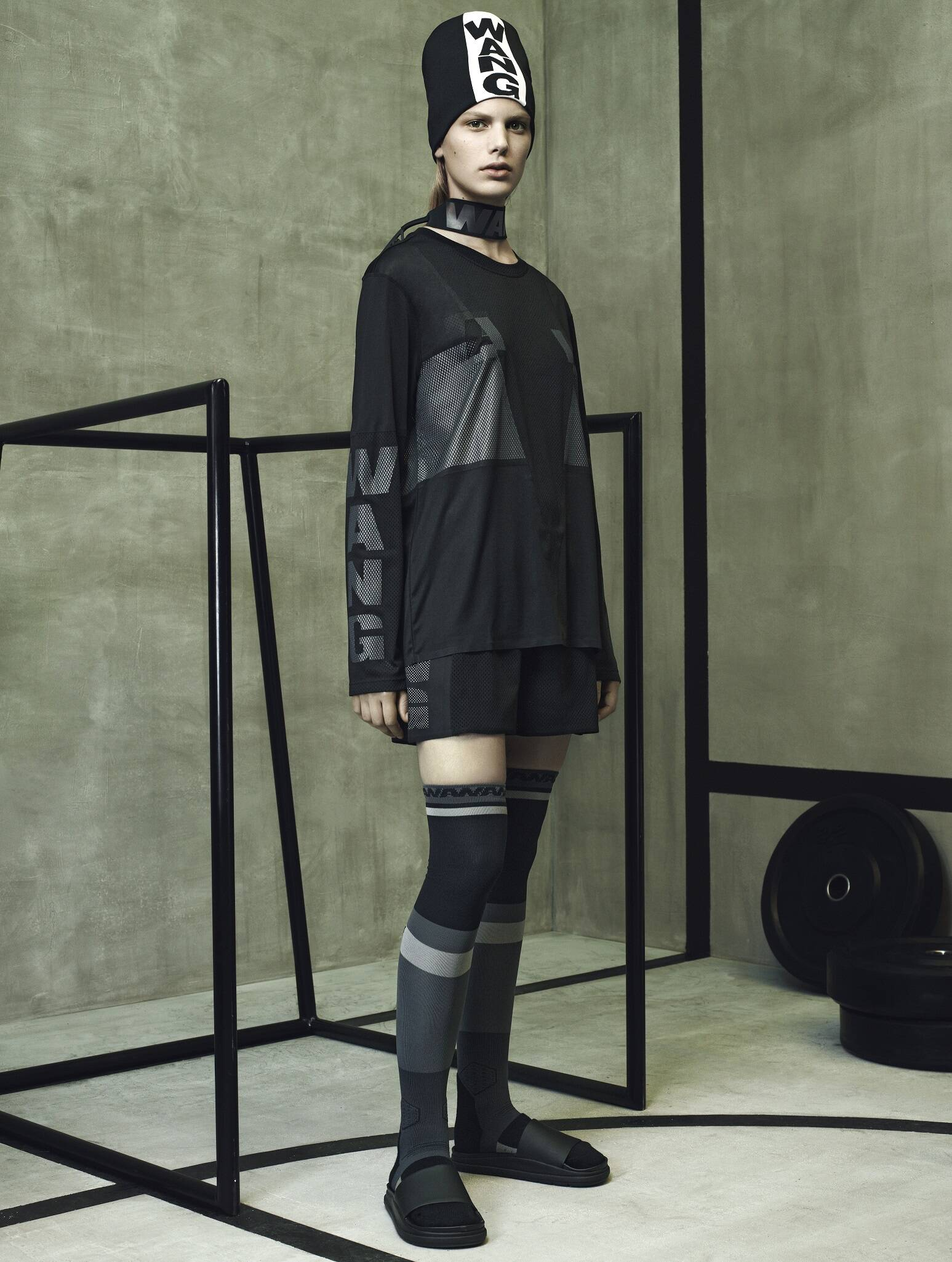 Alexander Wang for H&M Women's Collection 2014 15