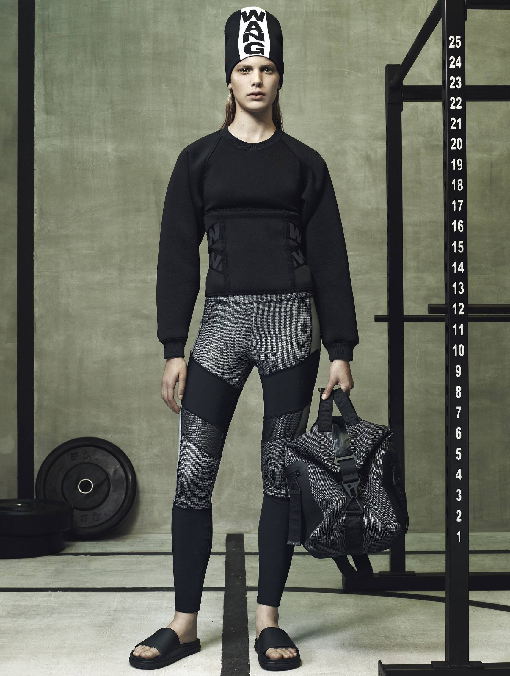Alexander Wang for H&M Women's Collection 2015