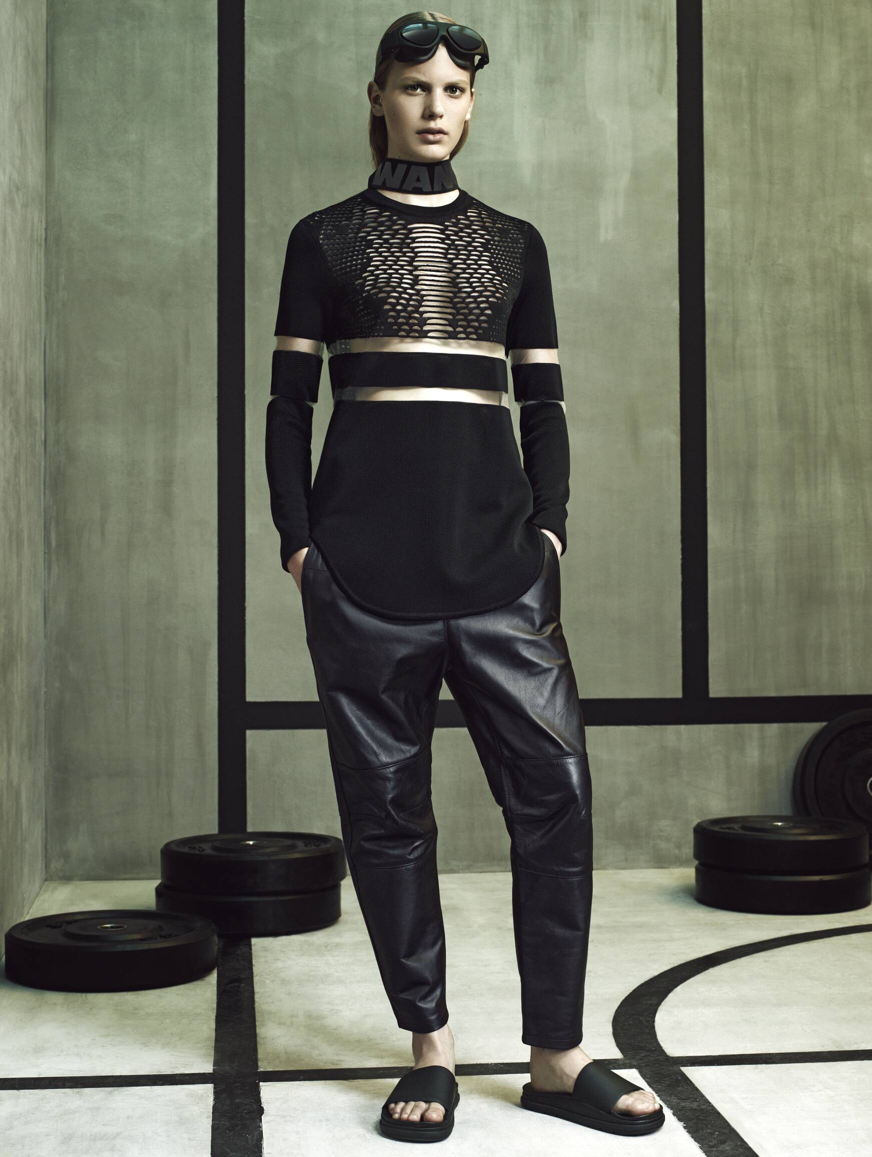 Alexander Wang for H&M Womens Collection