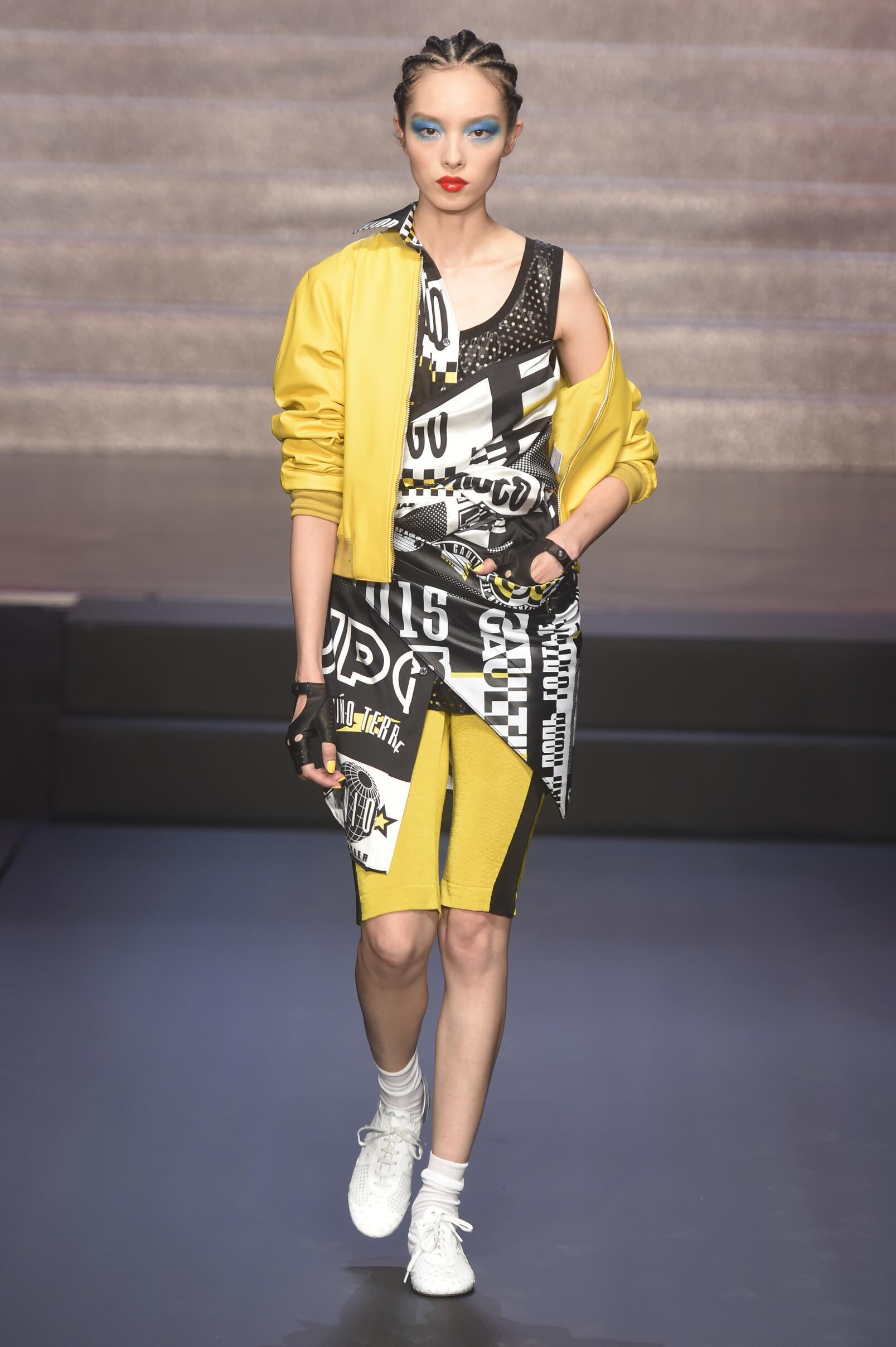 Catwalk Jean Paul Gaultier Summer 2015