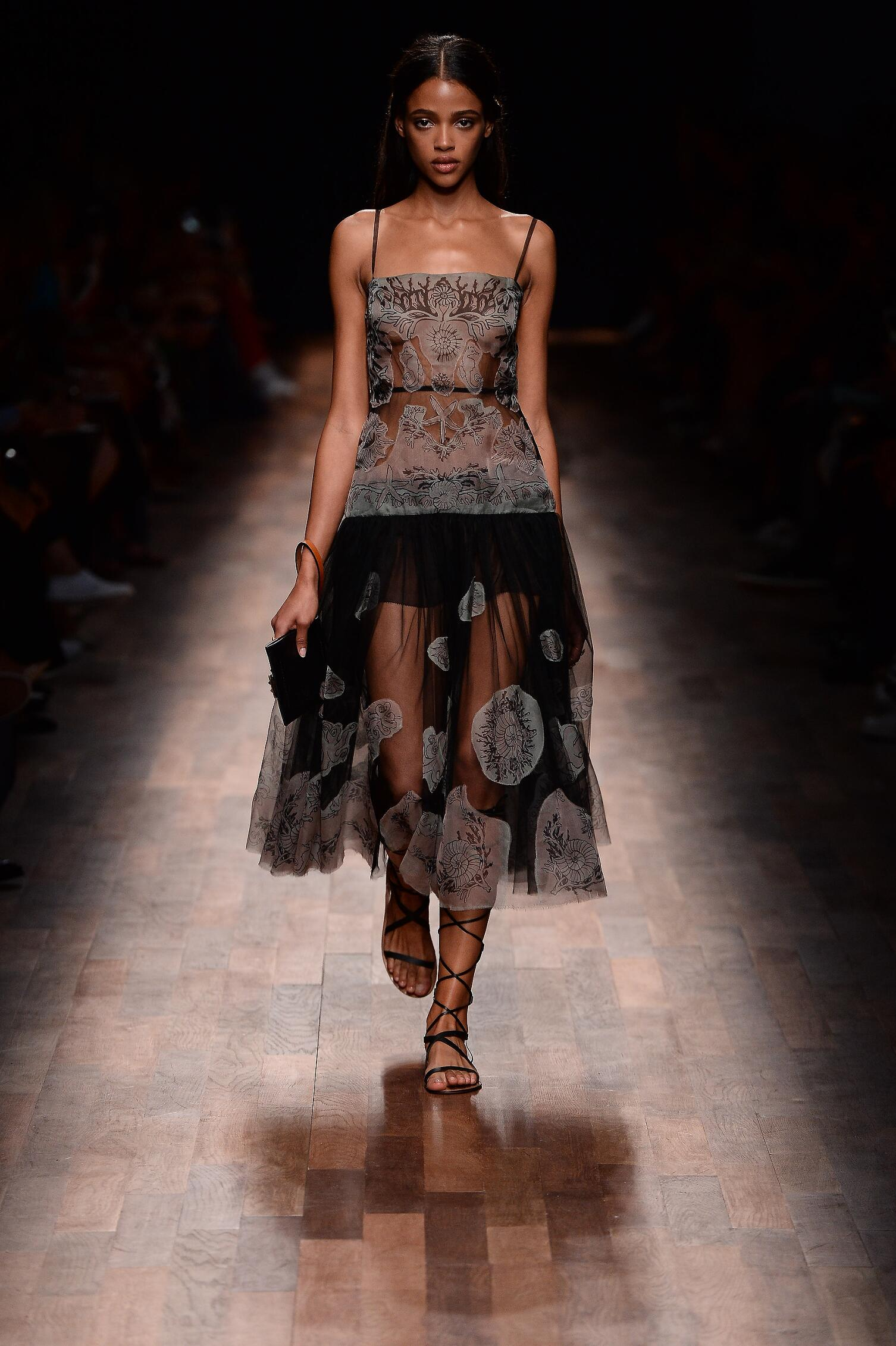 Catwalk Valentino Paris