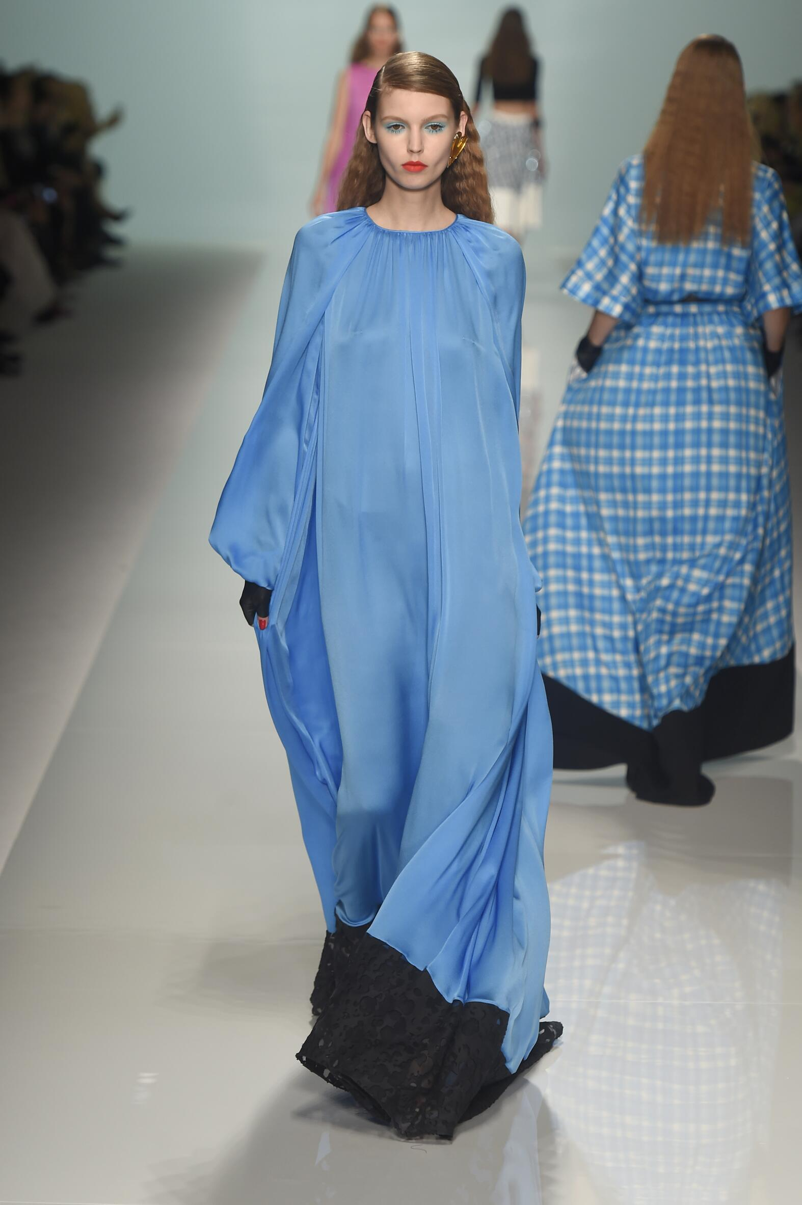 Emanuel Ungaro Paris Fashion Week