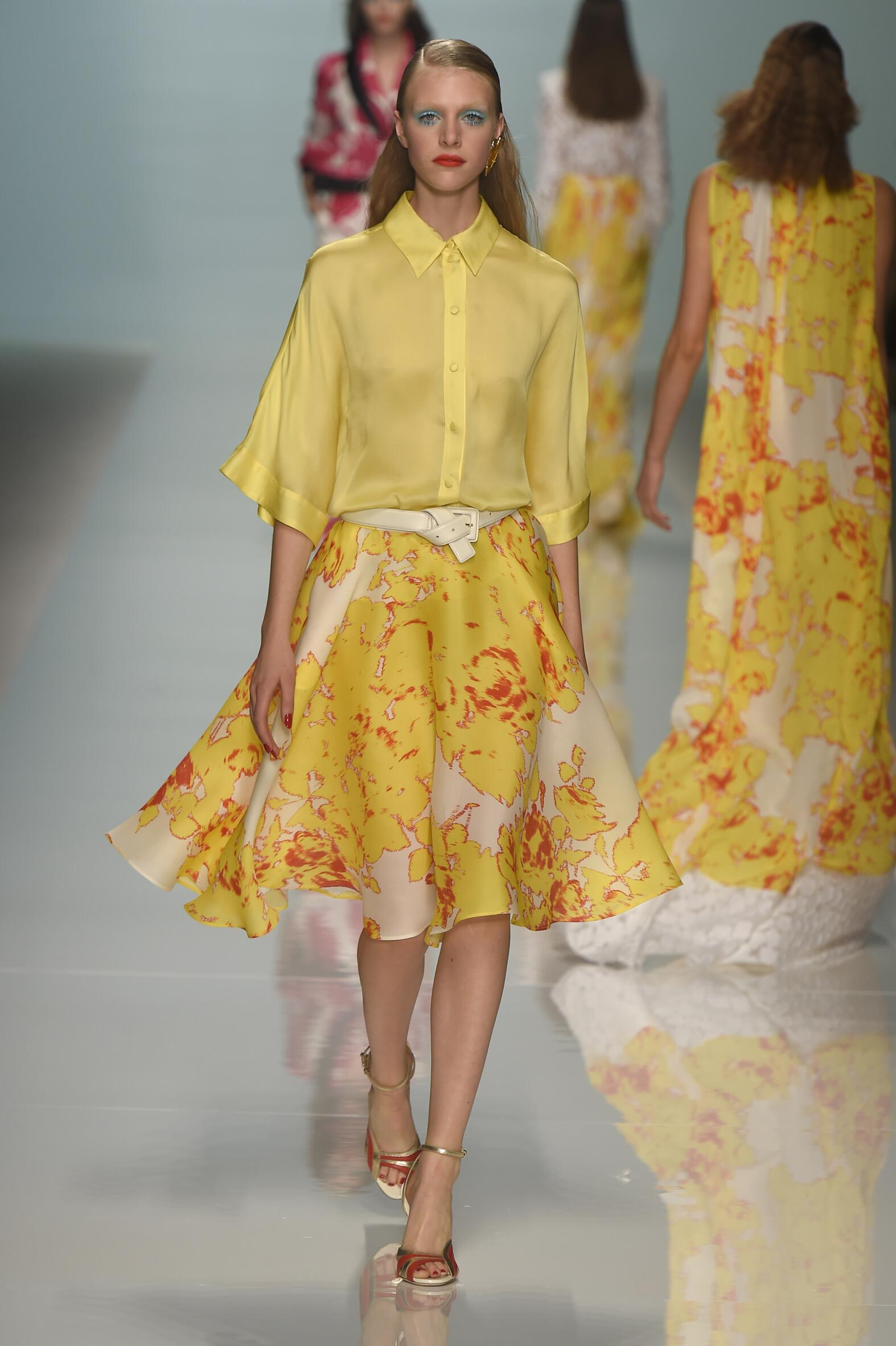 Emanuel Ungaro Woman Style