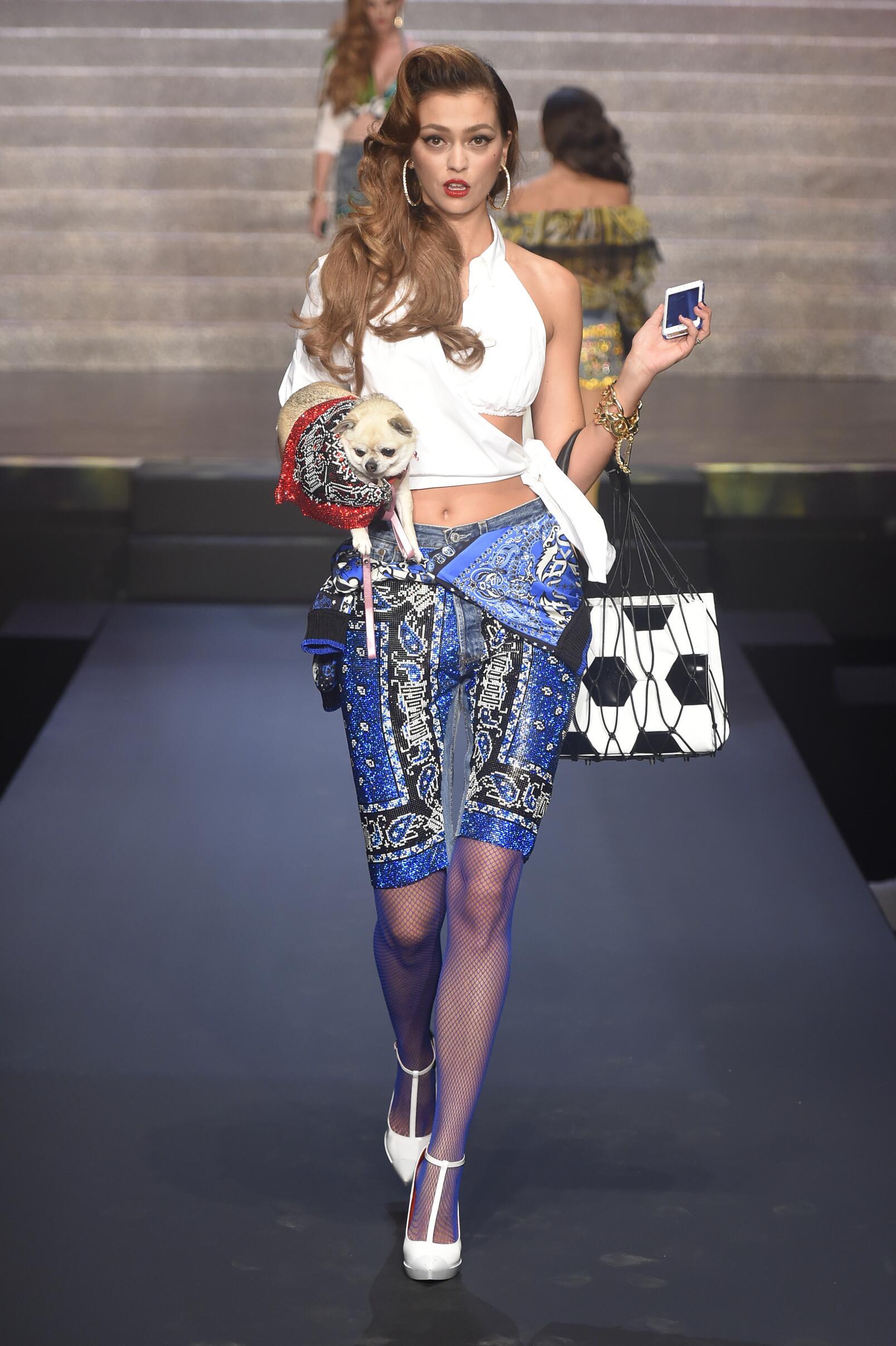Fashion 2015 Catwalk Jean Paul Gaultier