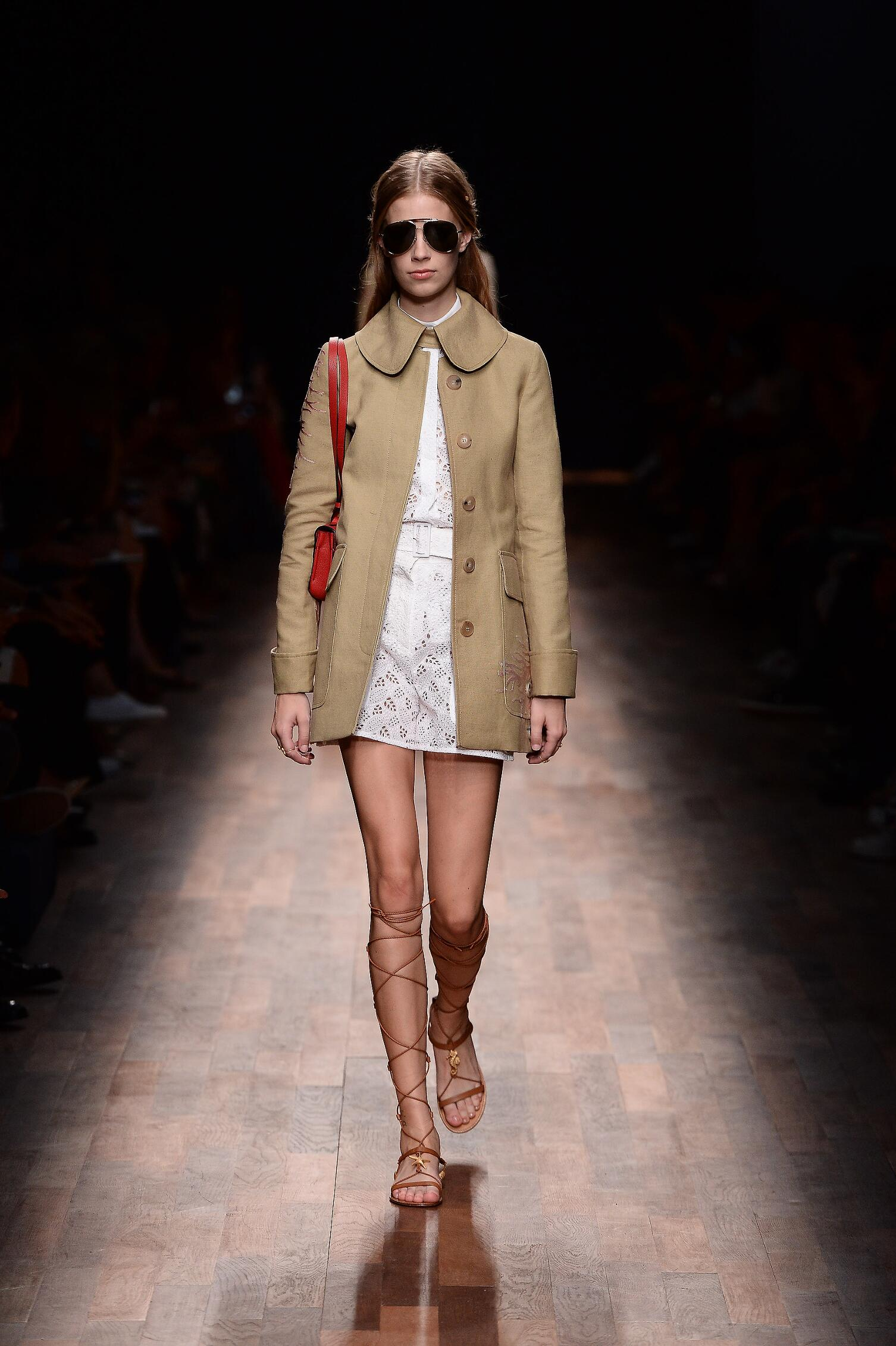 Fashion 2015 Catwalk Valentino Summer