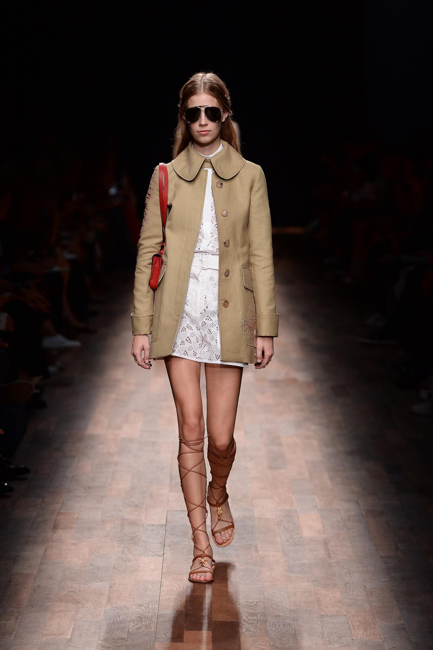 Fashion 2015 Catwalk Valentino Summer