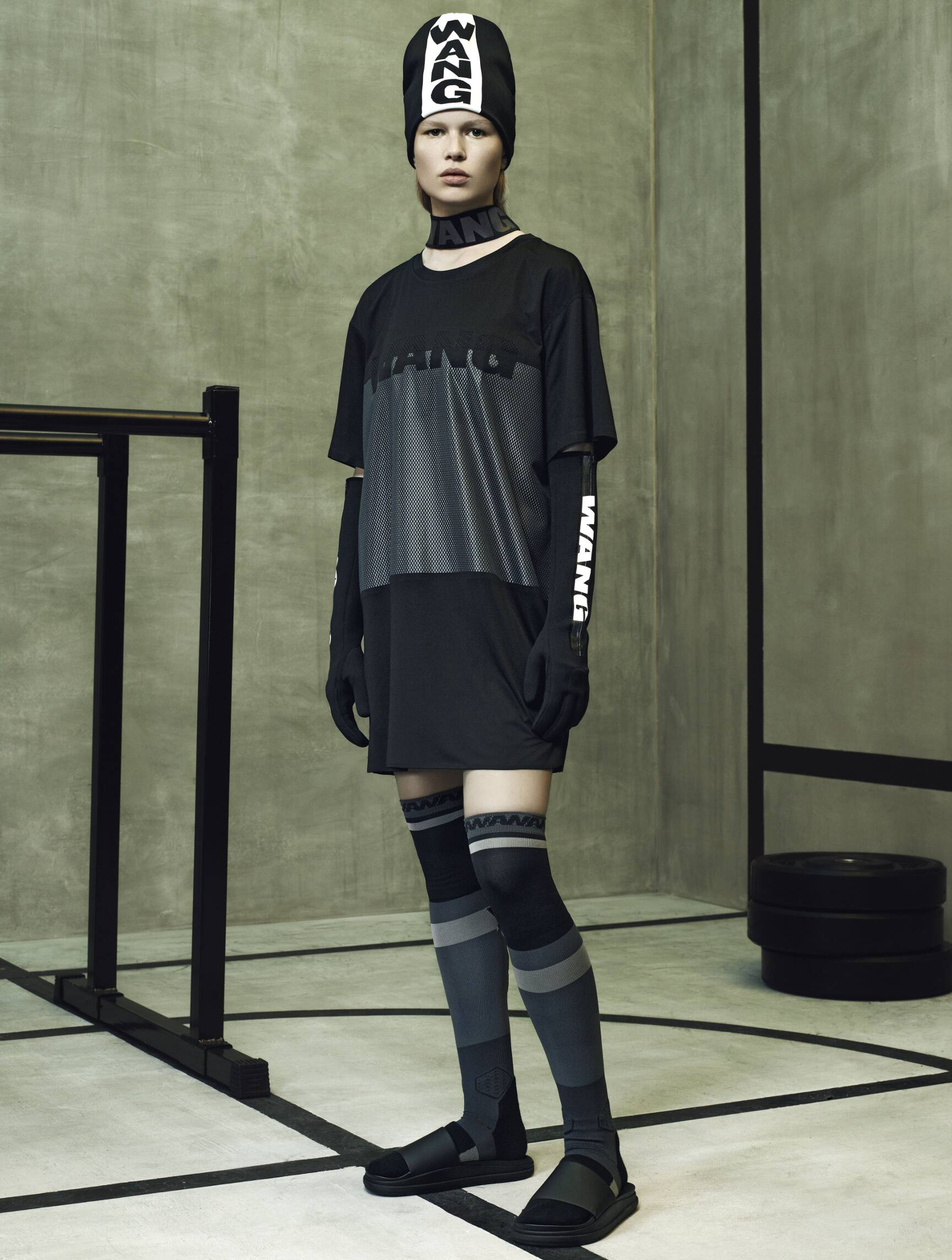 Fashion Model Alexander Wang for H&M