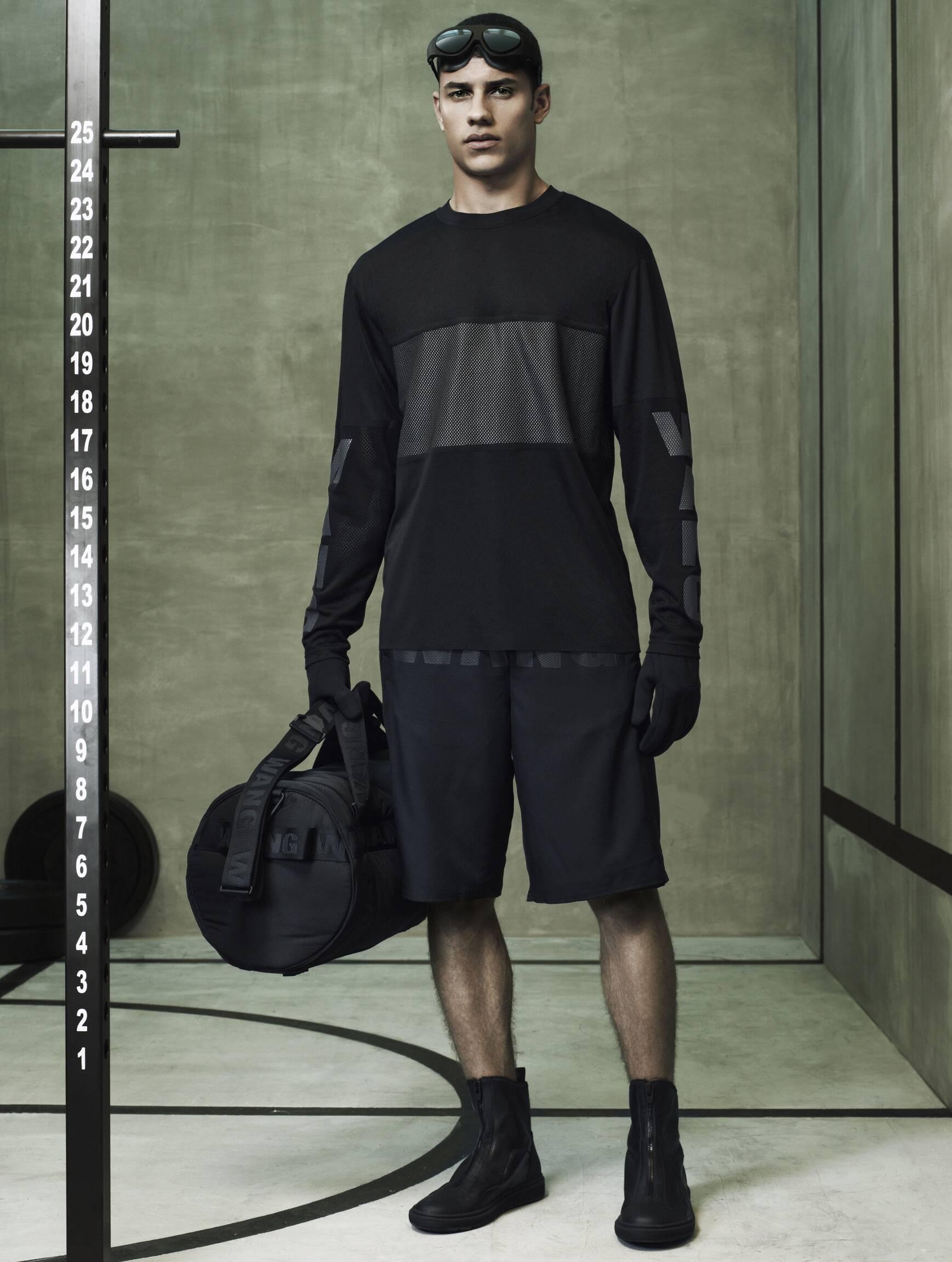 HM Alexander Wang Menswear