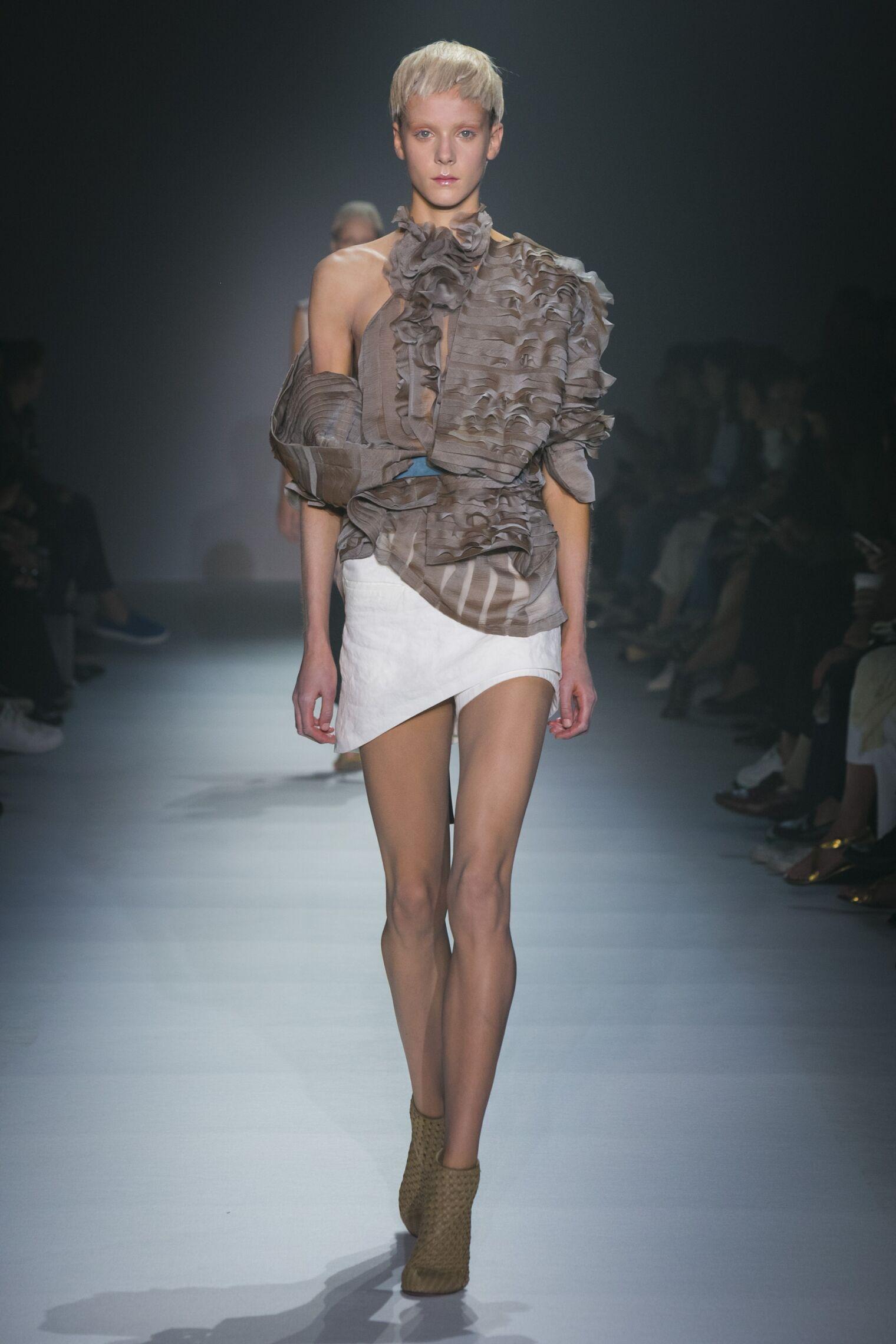 Haider Ackermann Paris Fashion Week Womenswear
