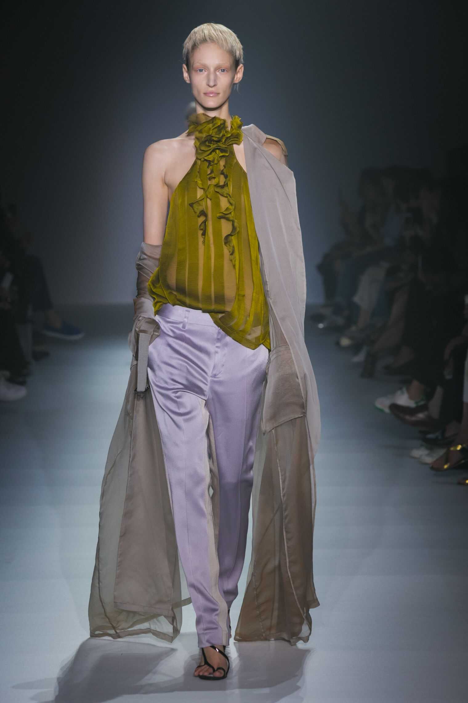 Haider Ackermann Paris Fashion Week