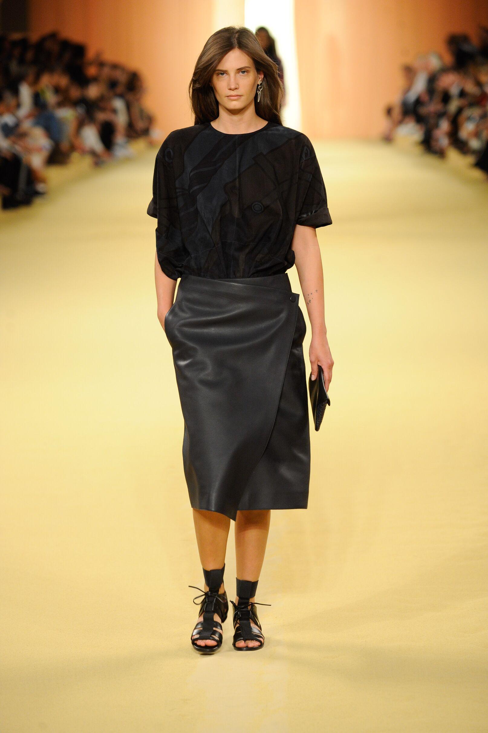 Hermès SS 2015 Catwalk