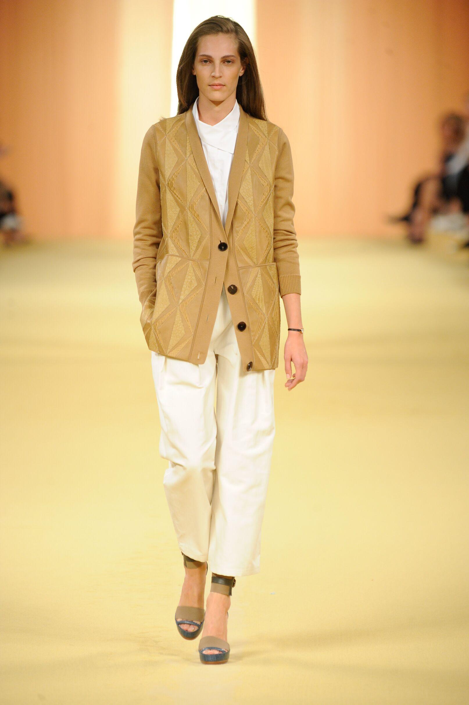 Hermès SS 2015