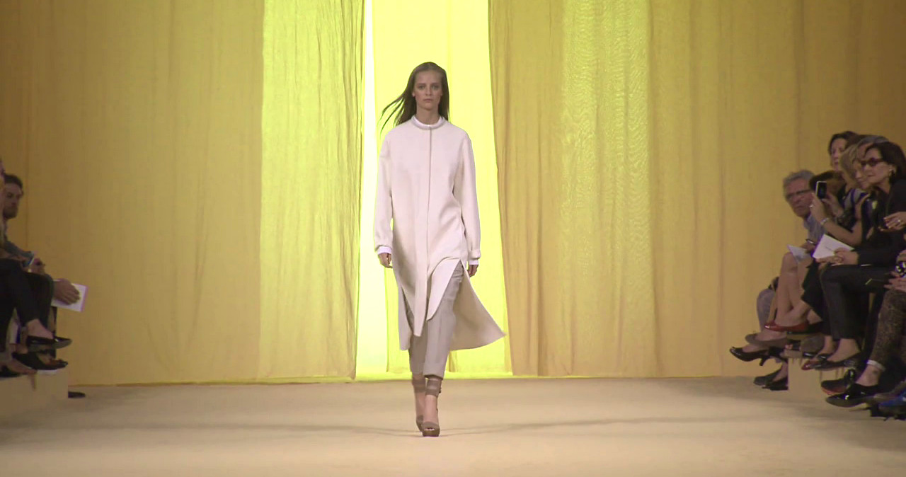 Hermès Spring Summer 2015 Women's Fashion Show