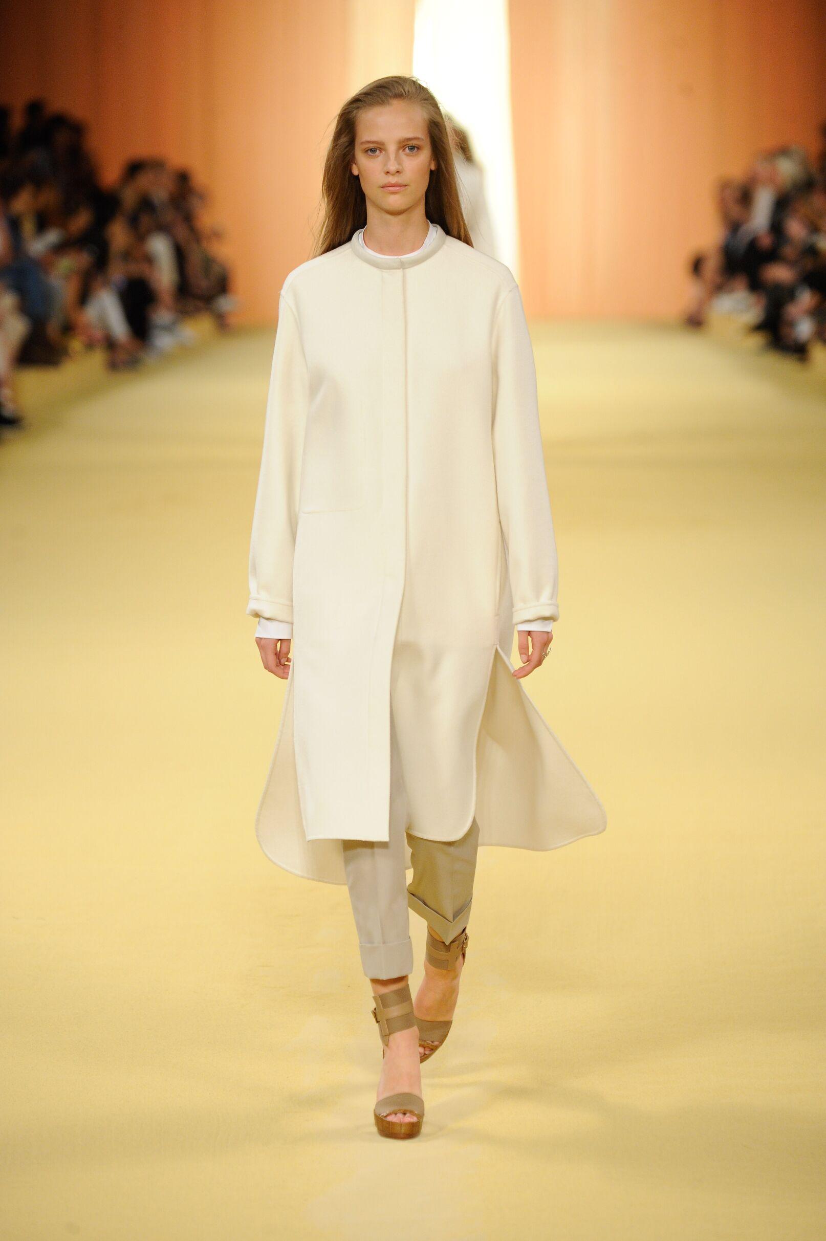 Hermès Woman Paris Fashion Week