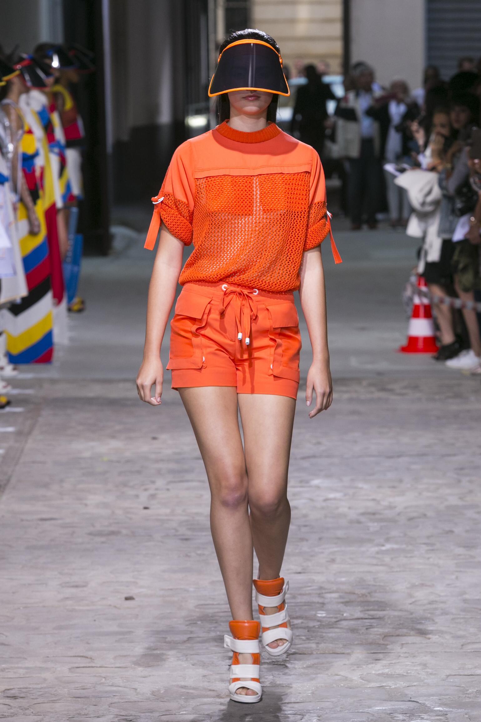Jean-Charles de Castelbajac Fashion Show