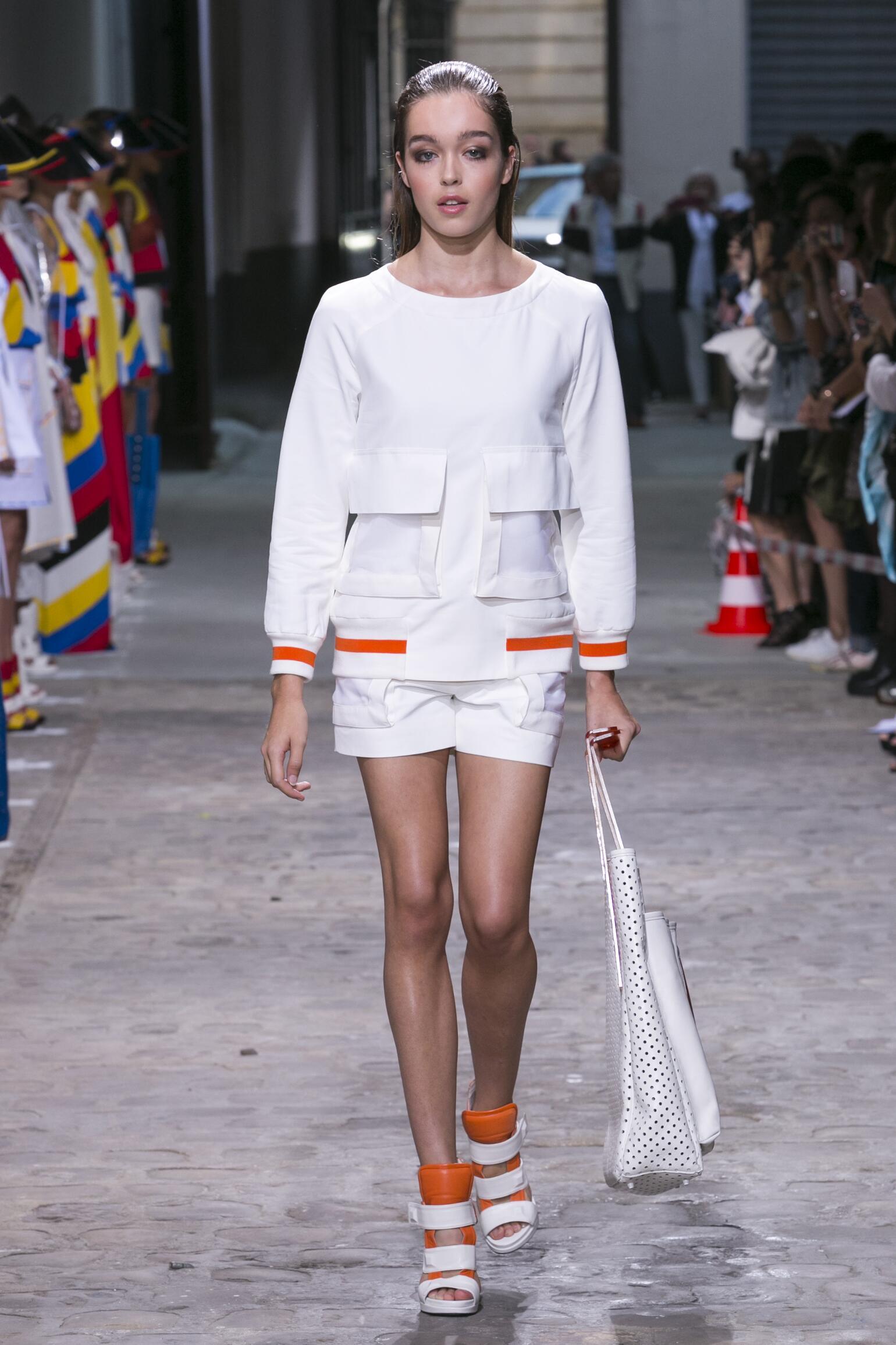 Jean-Charles de Castelbajac Paris Fashion Week Womenswear