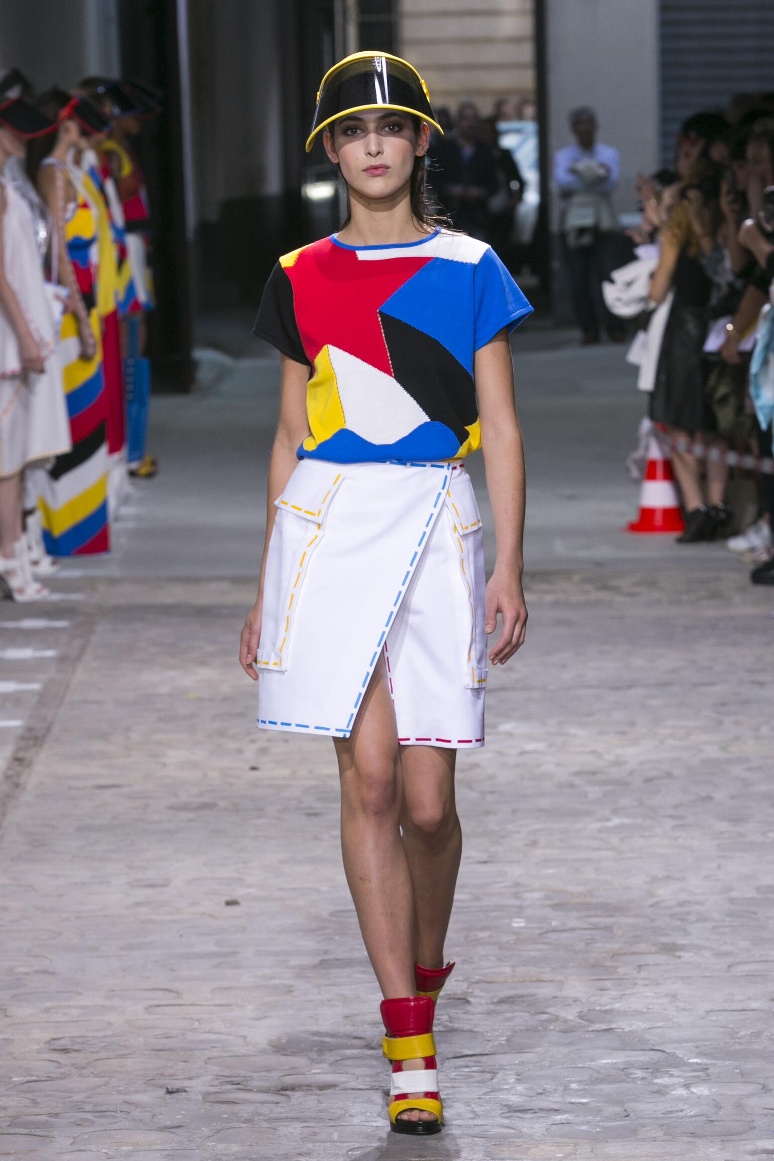 Jean-Charles de Castelbajac Spring Summer 2015 Womens Collection Paris Fashion Week