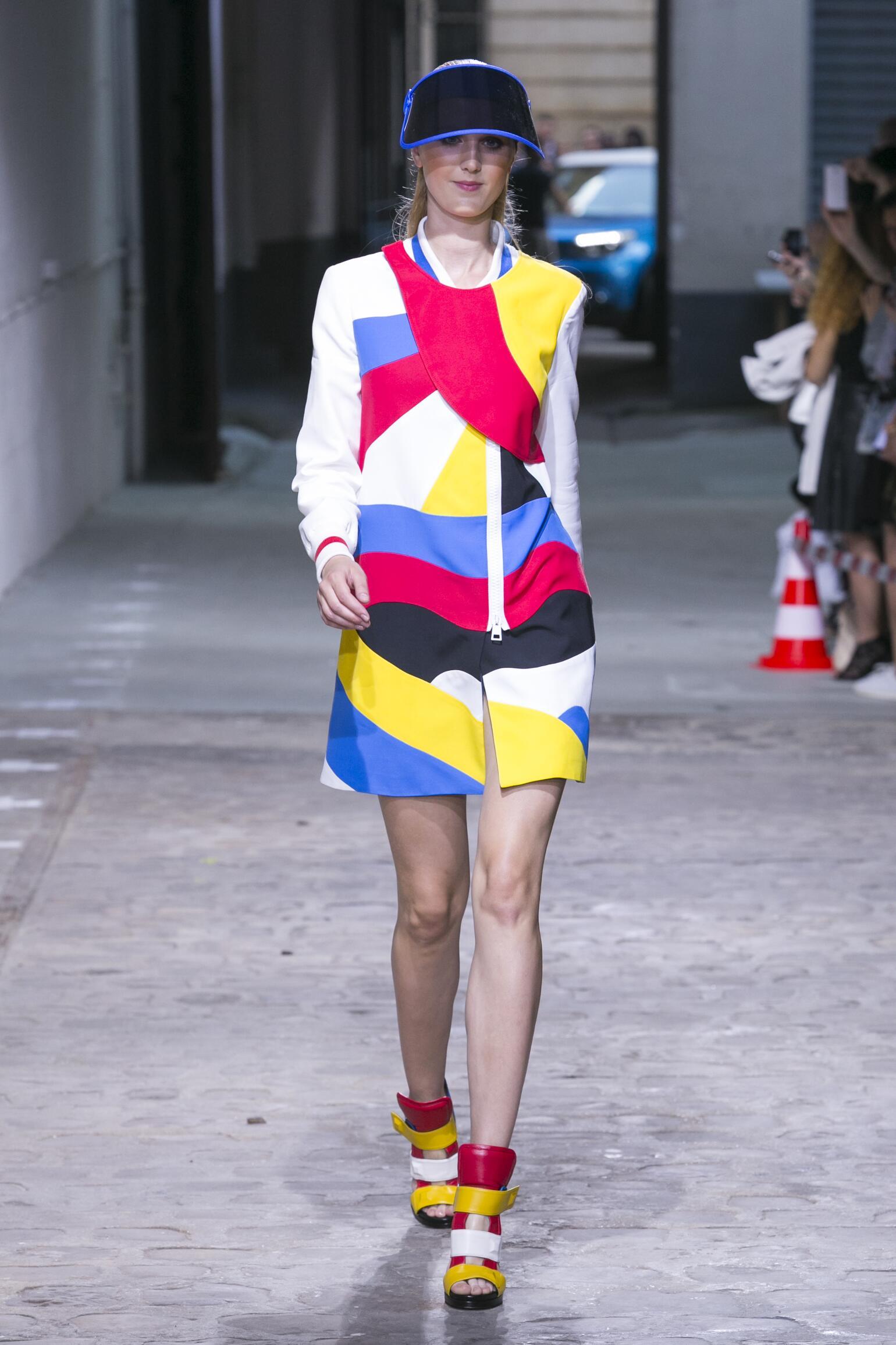 Jean-Charles de Castelbajac Woman Paris Fashion Week