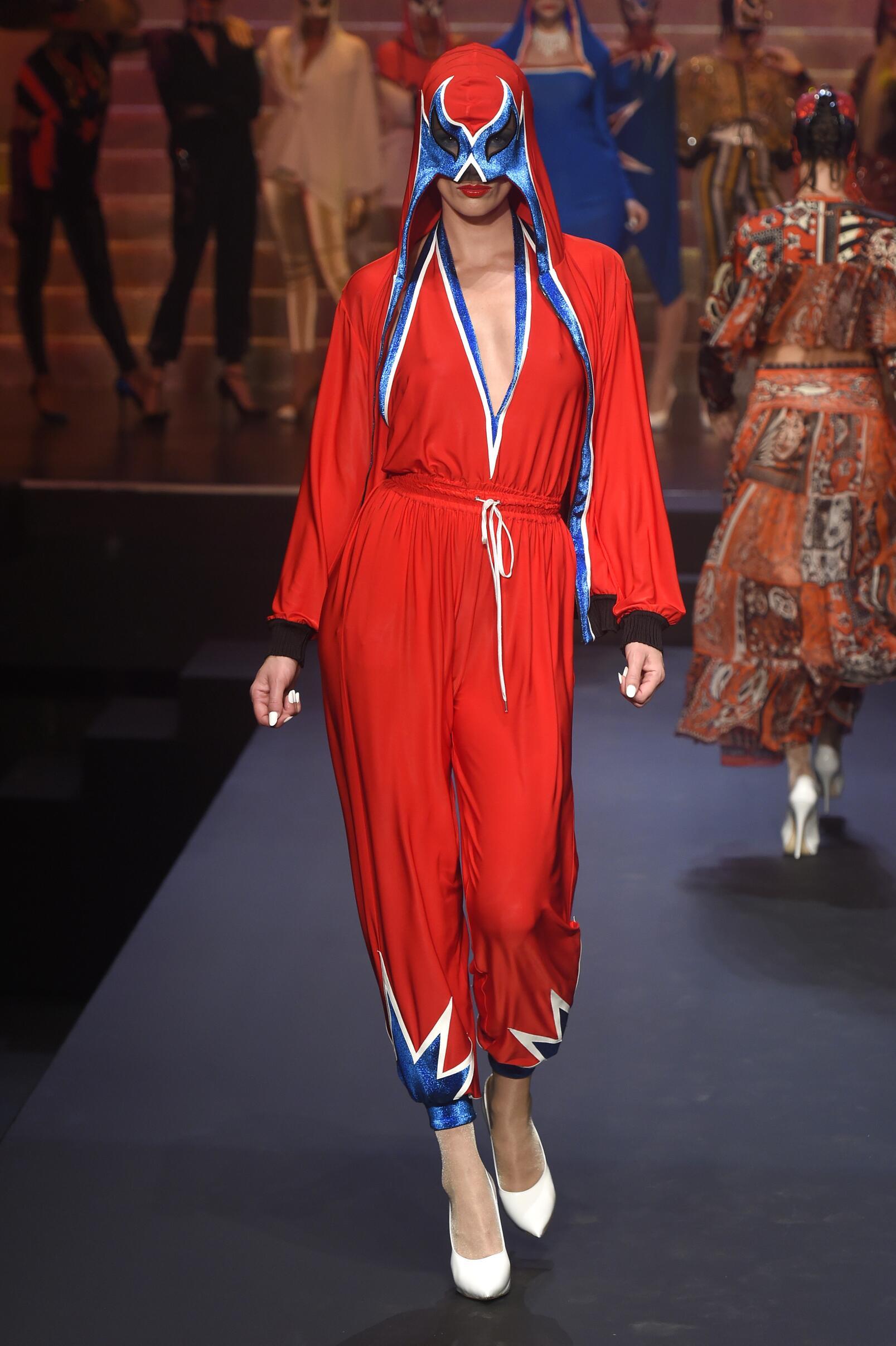 Jean Paul Gaultier 15 Paris Womenswear