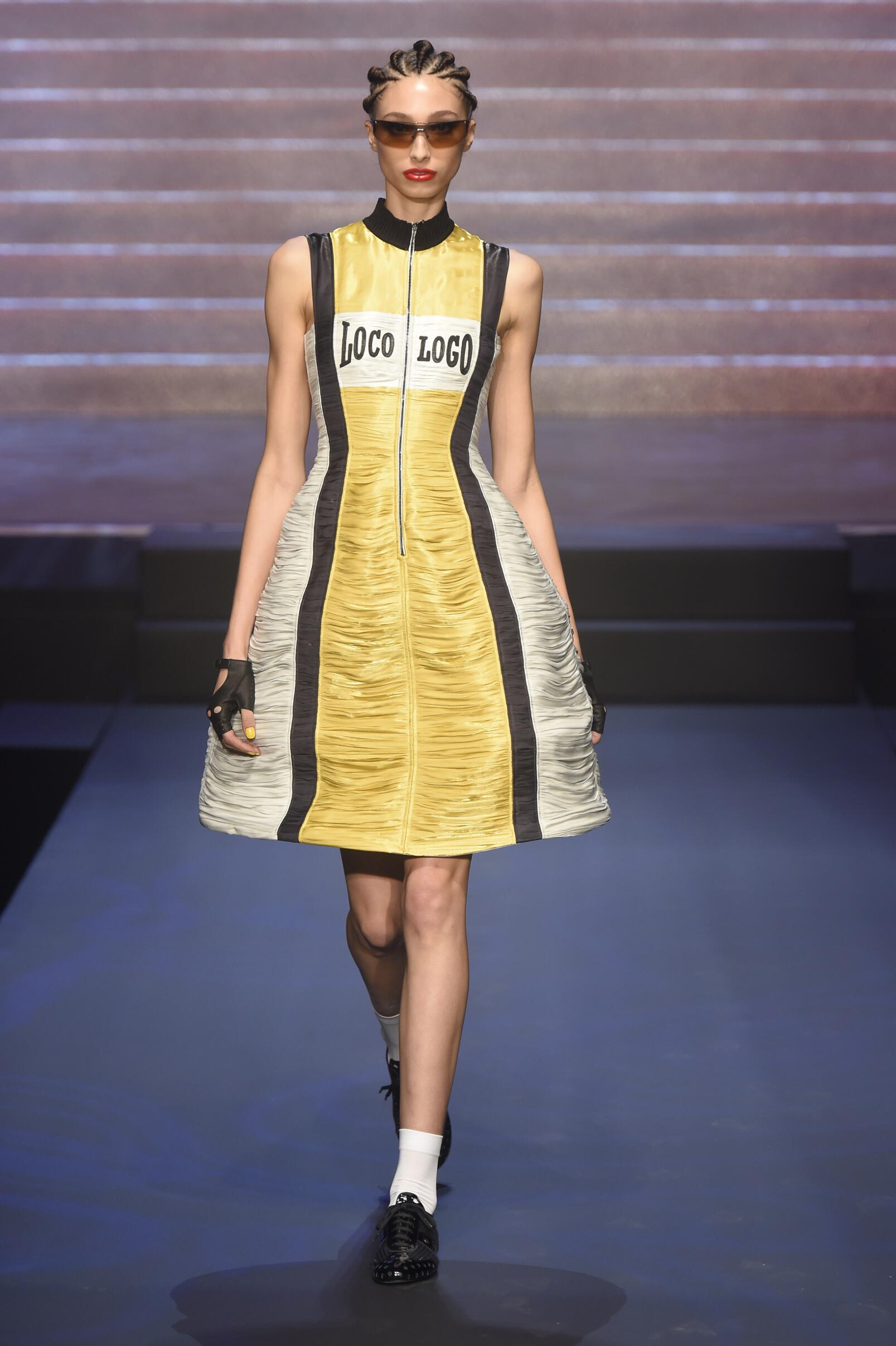 Jean Paul Gaultier Fashion Show