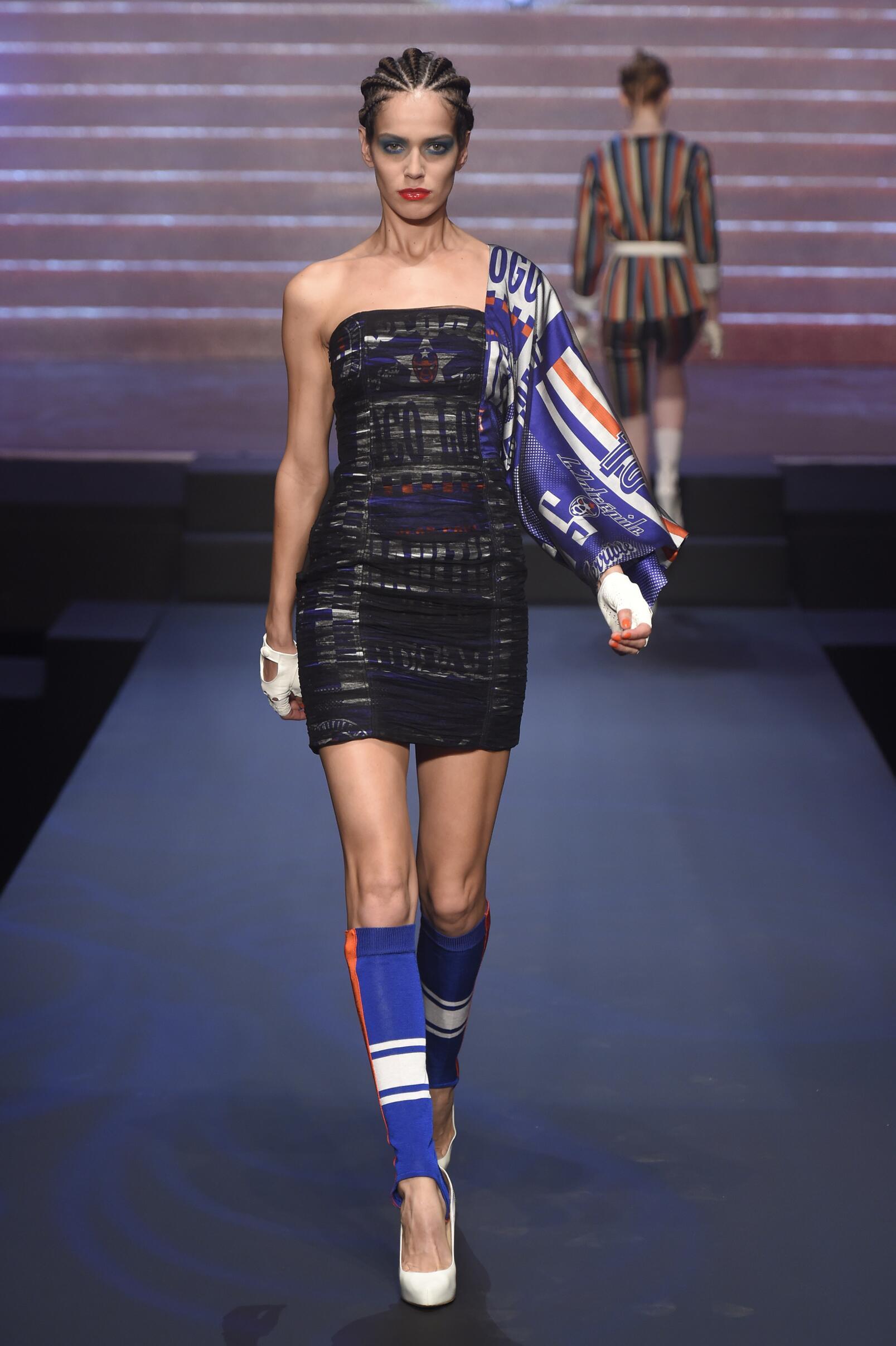Jean Paul Gaultier Paris Fashion Week Womenswear