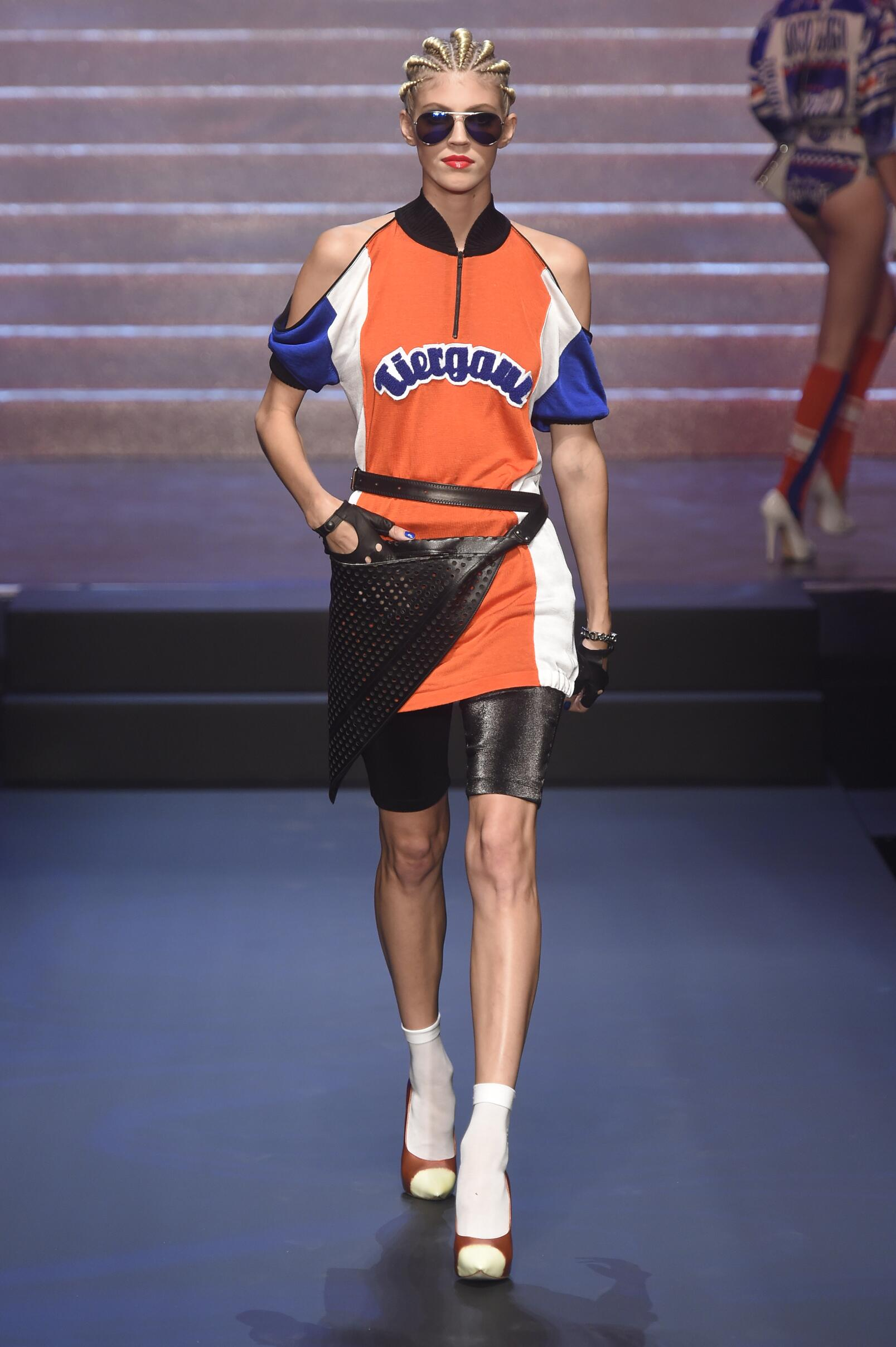 Jean Paul Gaultier Paris Fashion Week