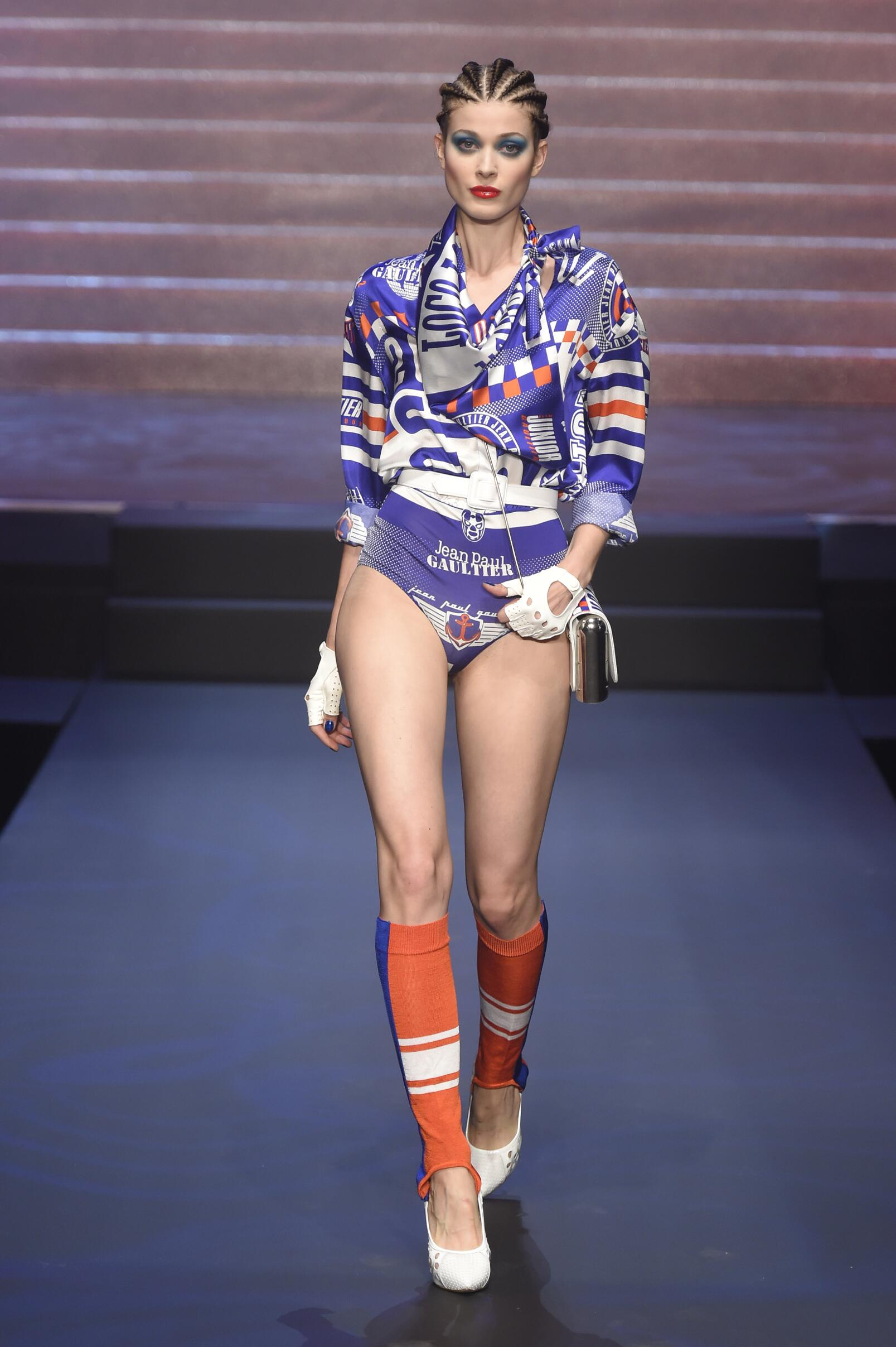 Jean Paul Gaultier SS 2015 Womenswear