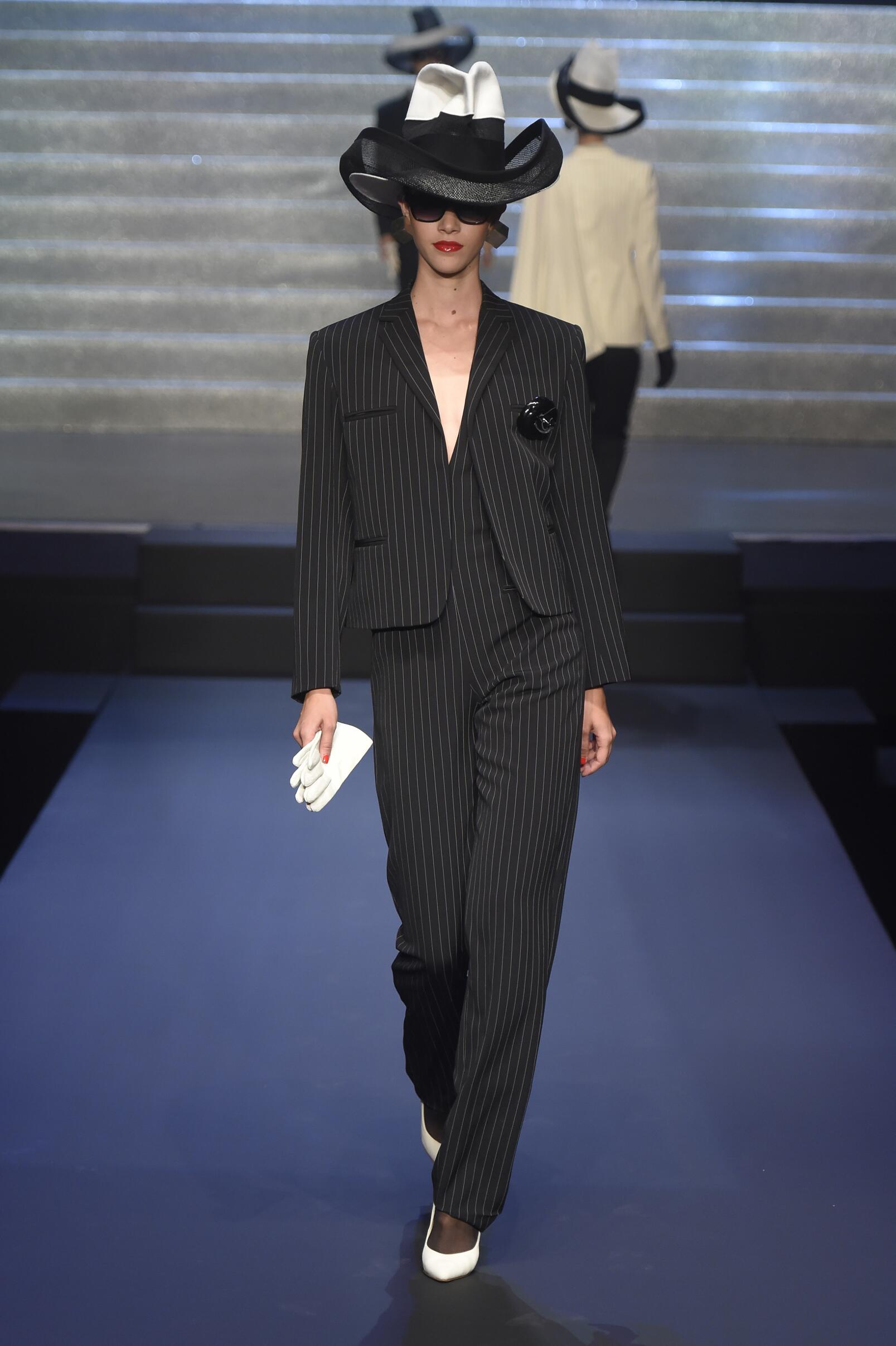 Jean Paul Gaultier Spring Summer 2015 Womens Collection Paris Fashion Week