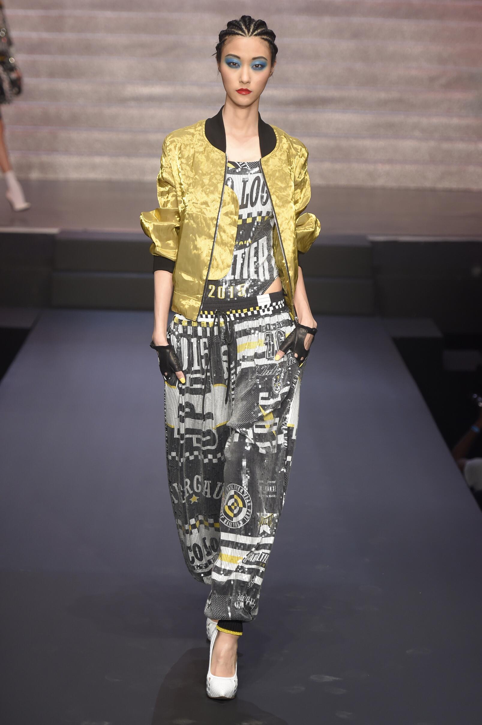 Jean Paul Gaultier Woman Style
