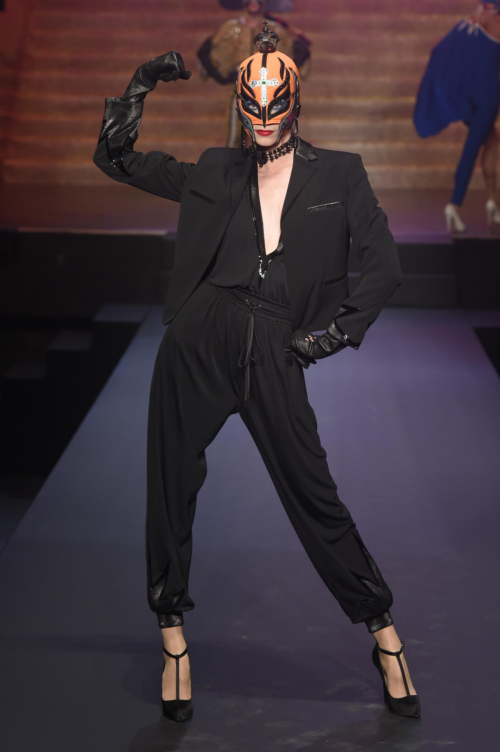 Jean Paul Gaultier Womens Paris Fashion Week