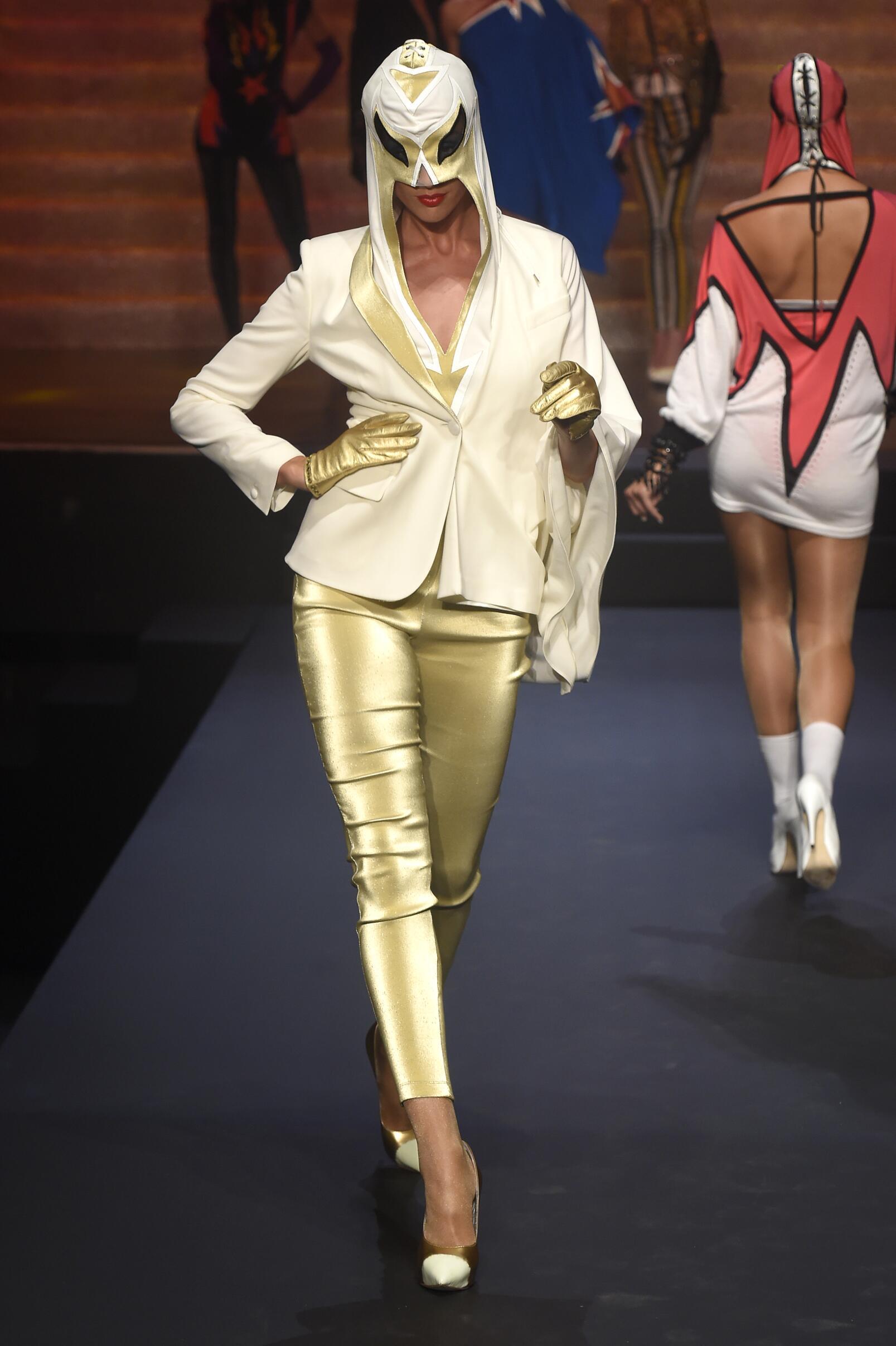 Jean Paul Gaultier Womenswear Paris