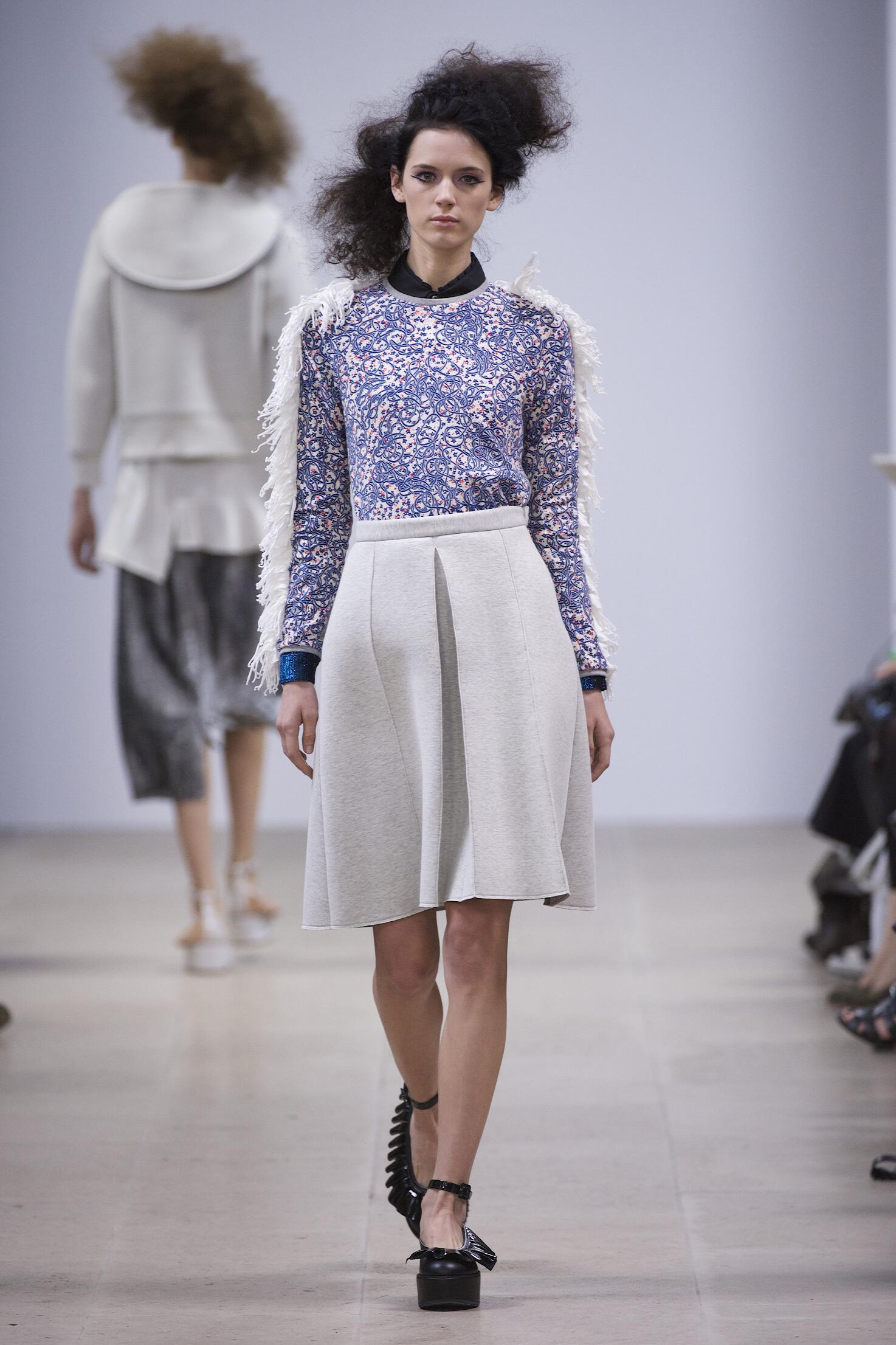 Julien David Paris Fashion Week Womenswear