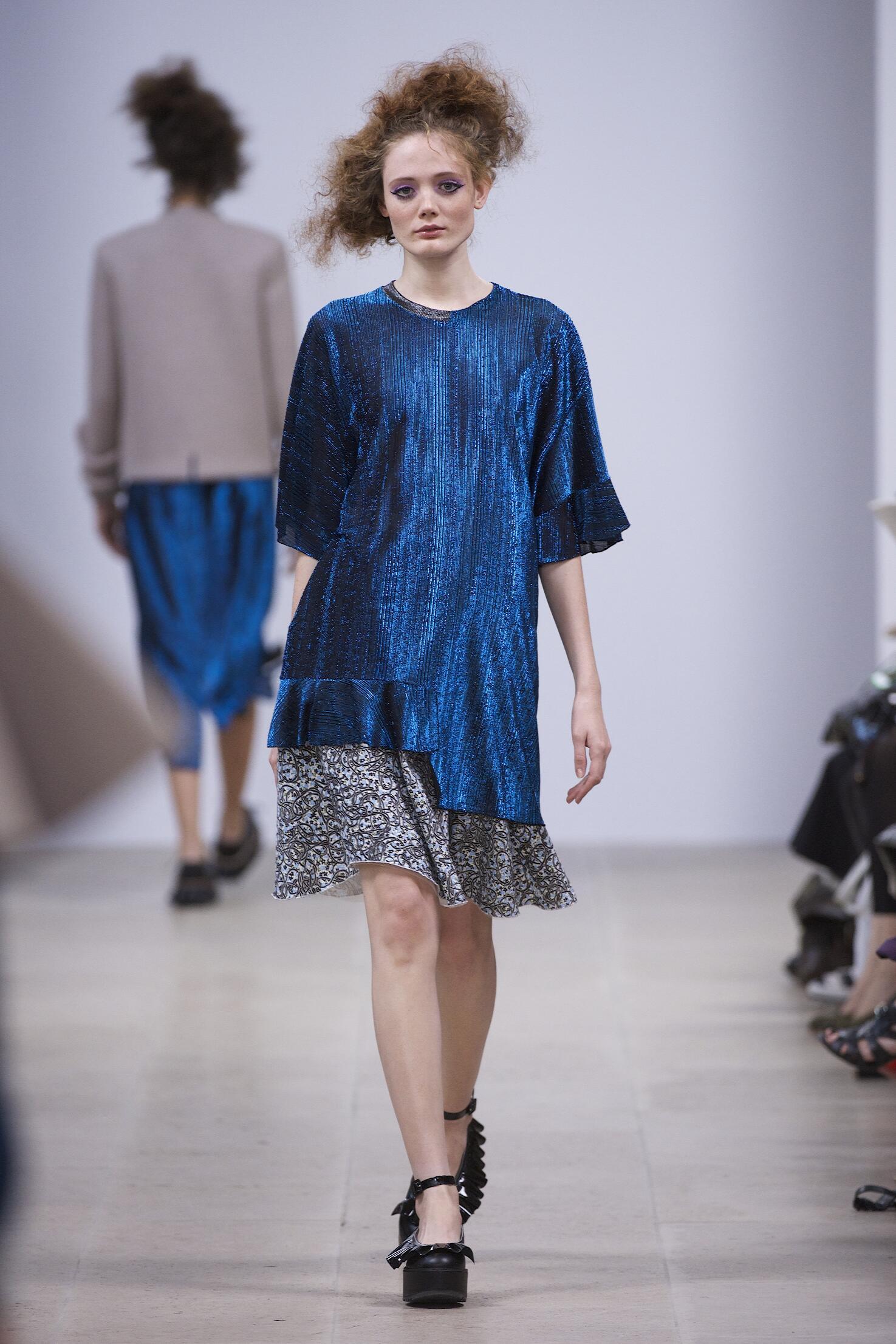 Julien David SS 2015 Womenswear