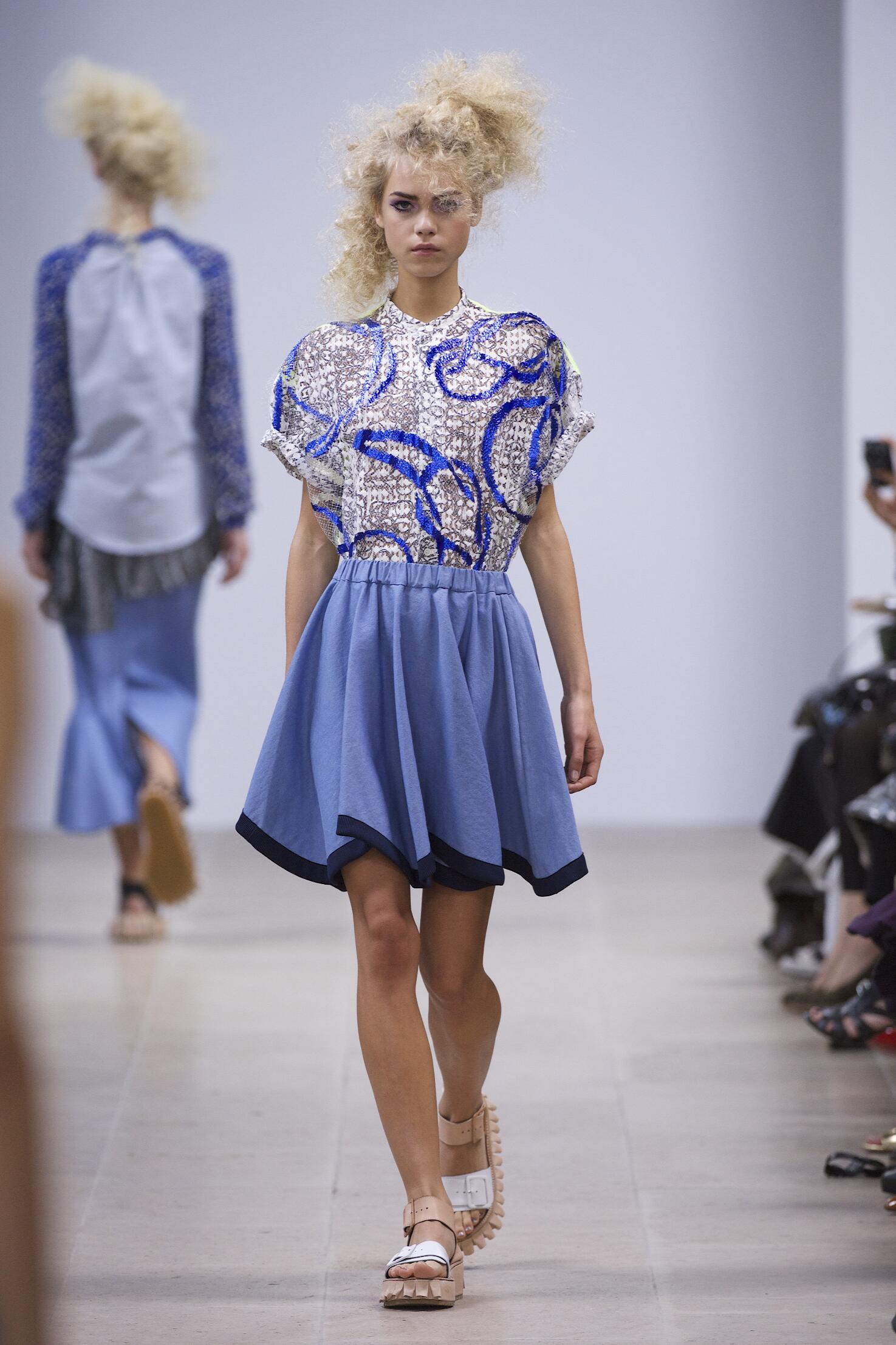 Julien David Spring Summer 2015 Womens Collection Paris Fashion Week