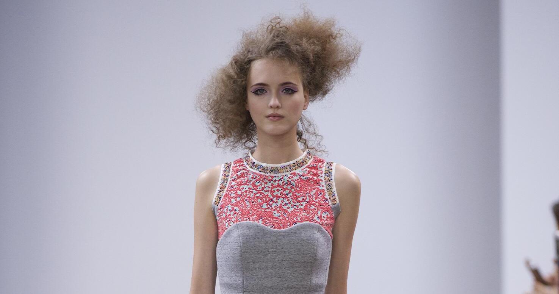 Julien David Woman Paris Fashion Week Ready to Wear
