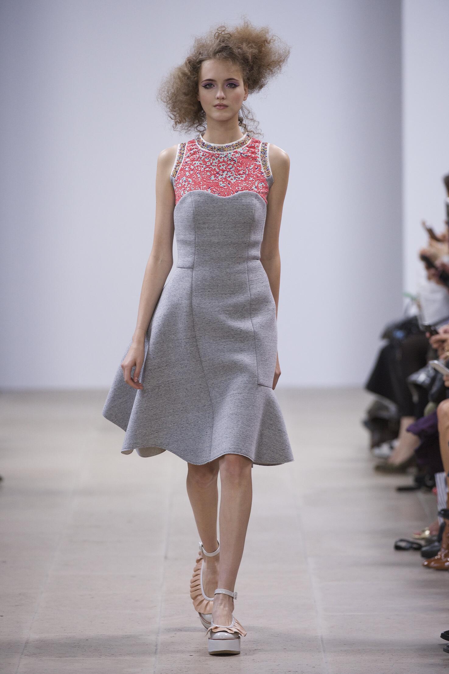 Julien David Woman Paris Fashion Week