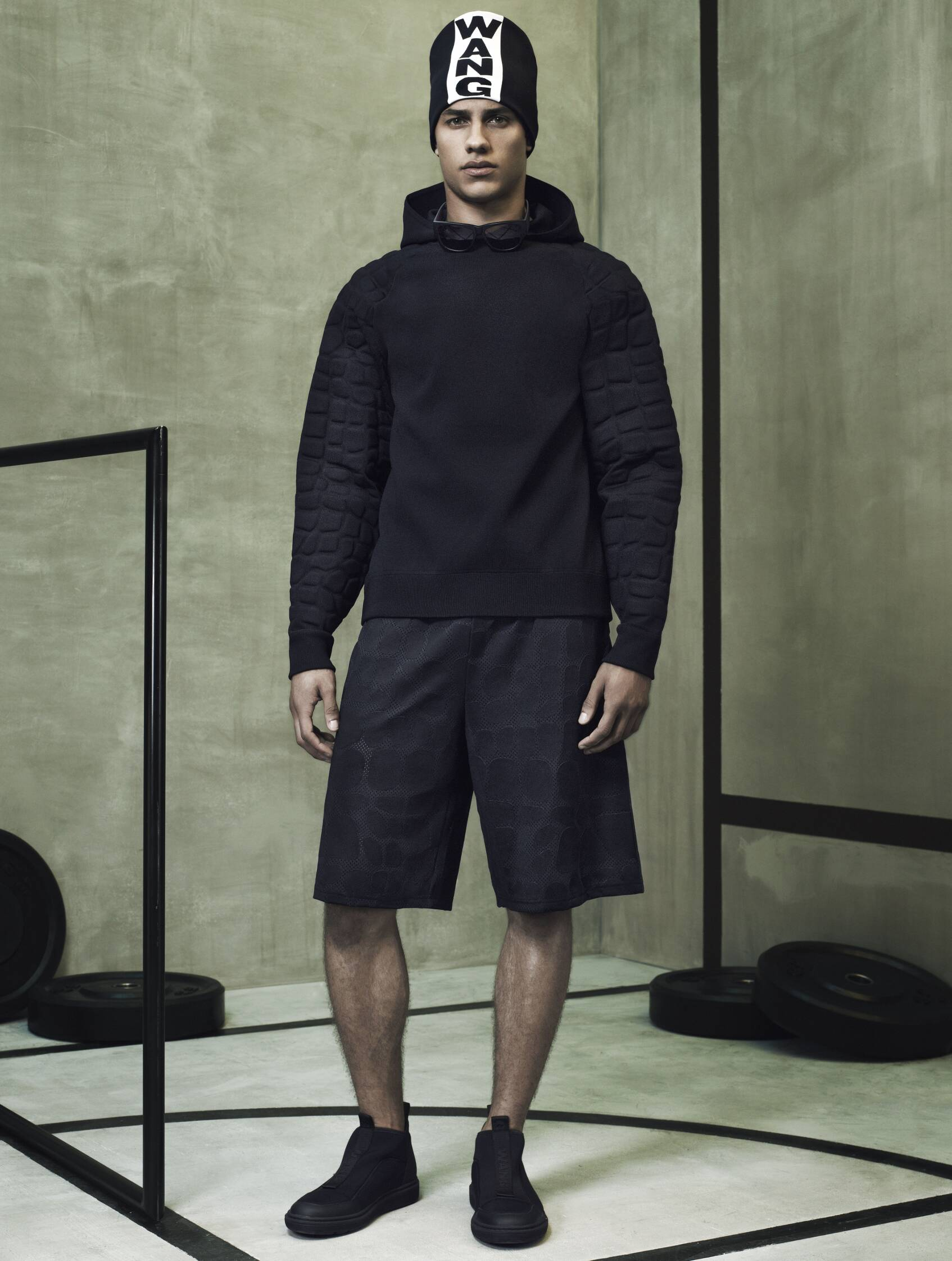 Man Model Alexander Wang for H&M