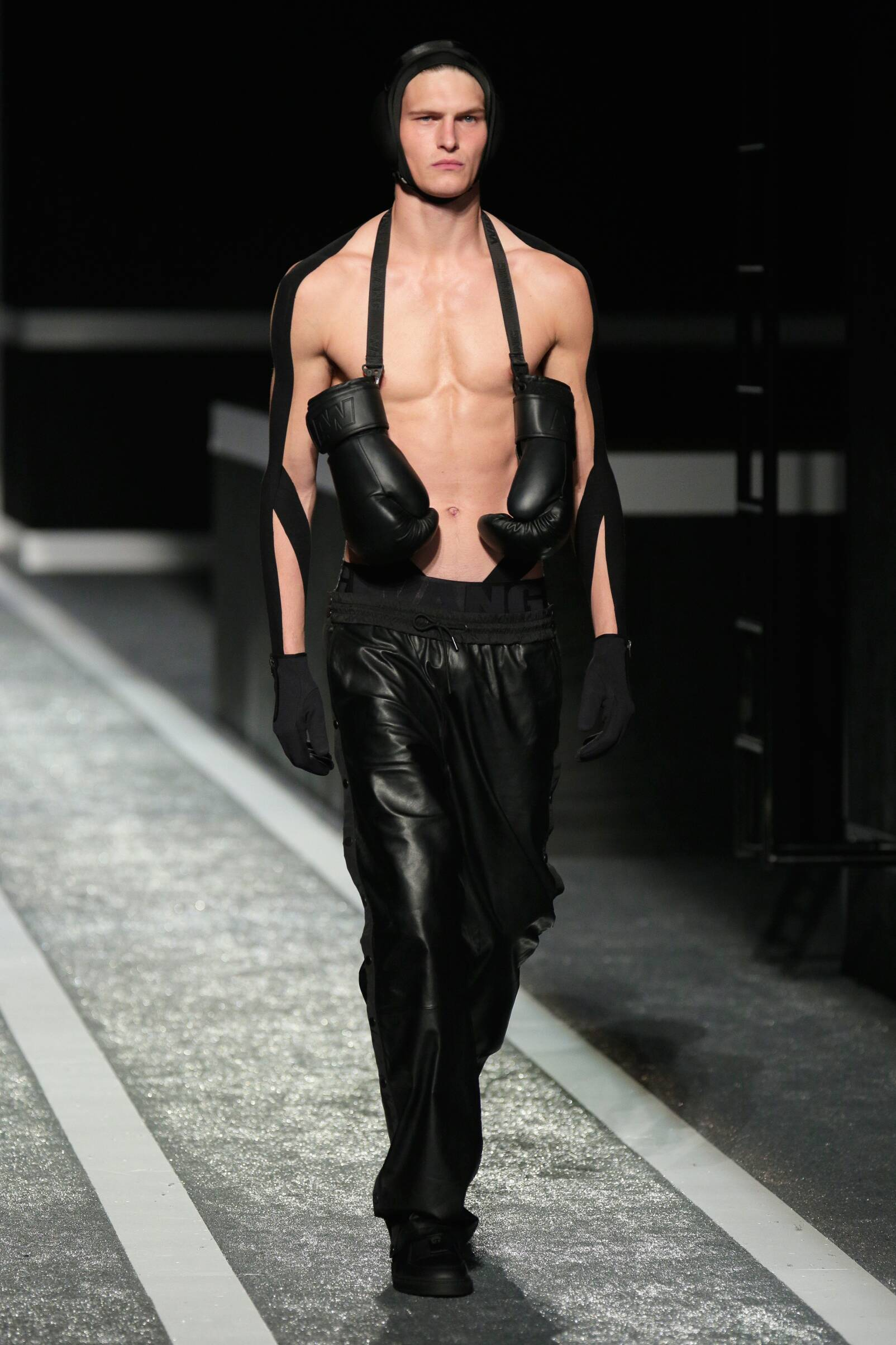 Runway Alexander Wang for H&M 2015 Men Collection