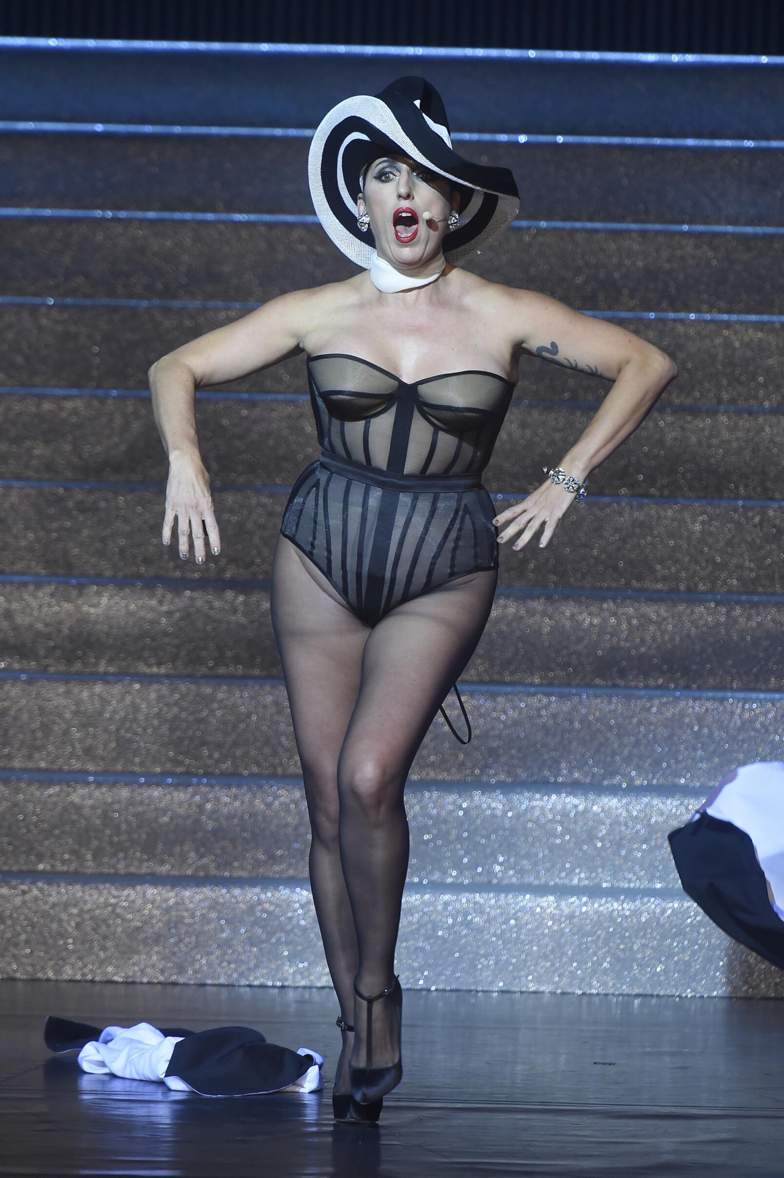 Runway Jean Paul Gaultier Spring Summer 2015 Women's Collection Paris Fashion Week