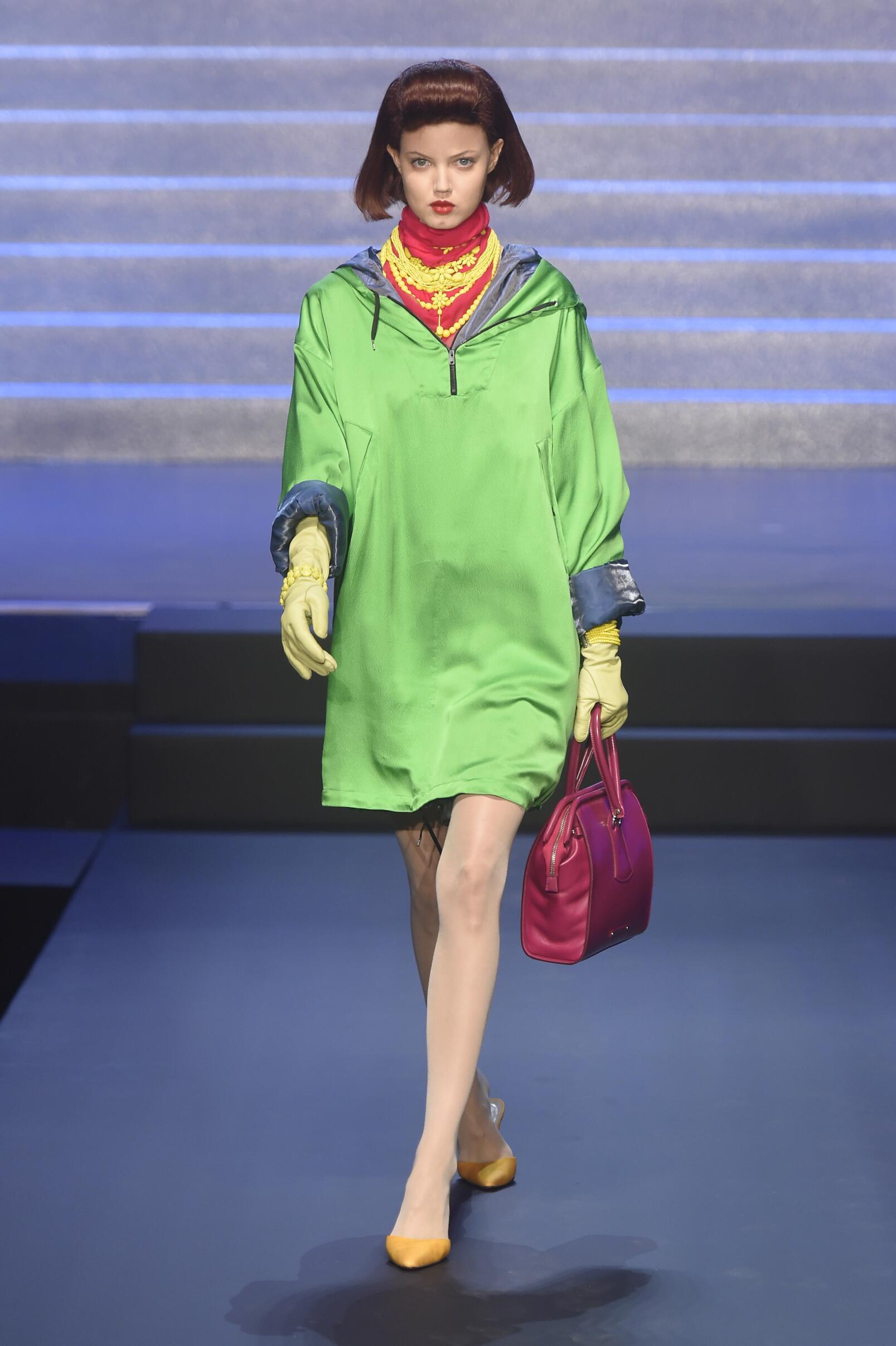 SS 2015 Jean Paul Gaultier Fashion Model