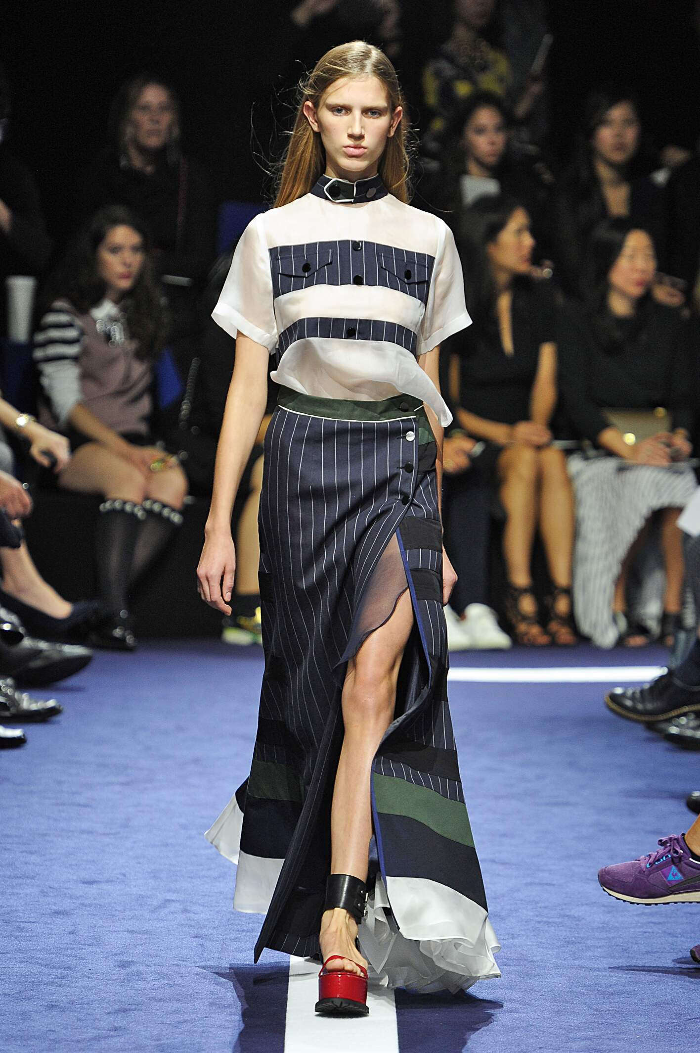 SS 2015 Sacai Fashion Show