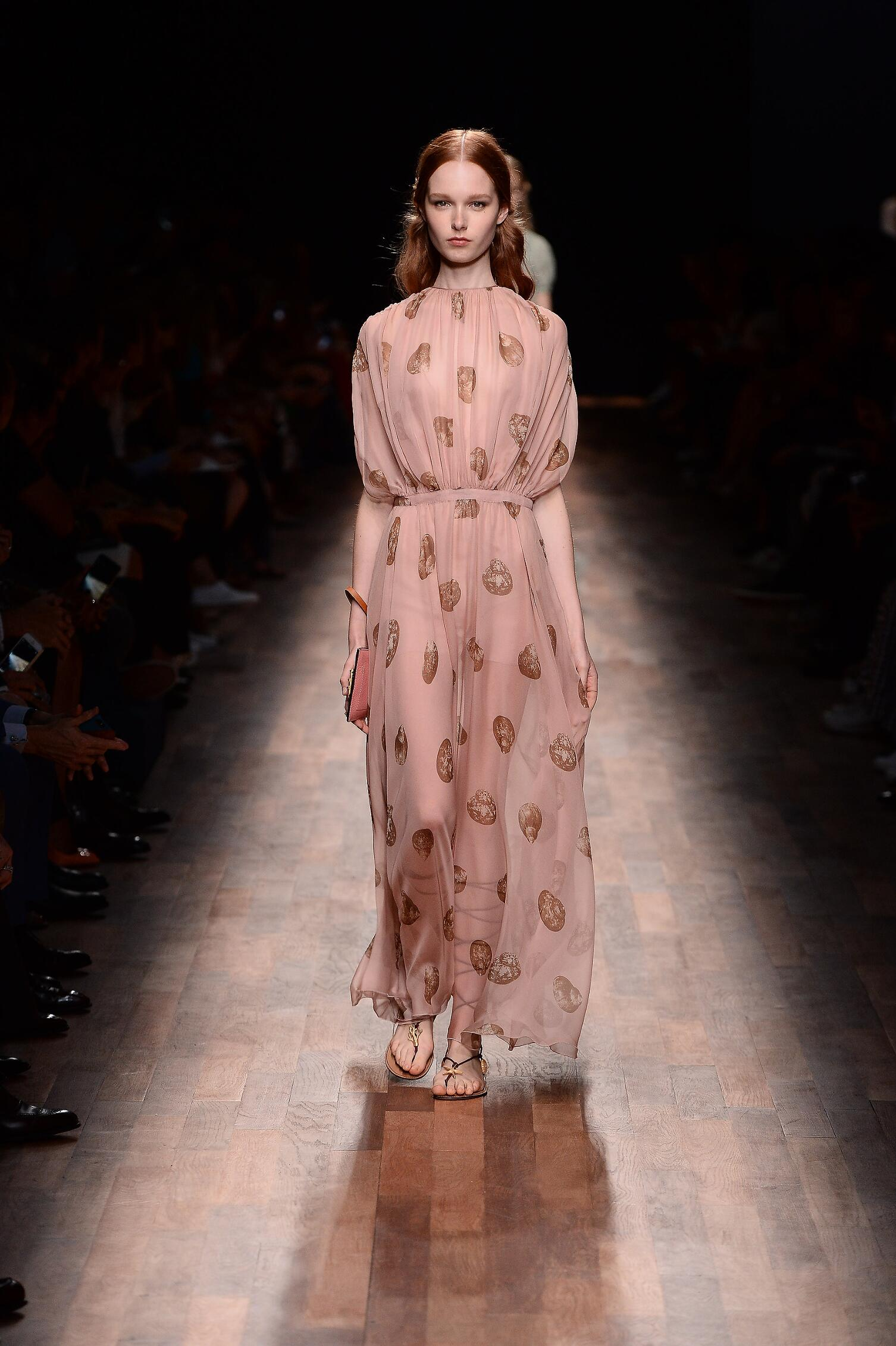 SS 2015 Valentino Fashion Show Womenswear Paris